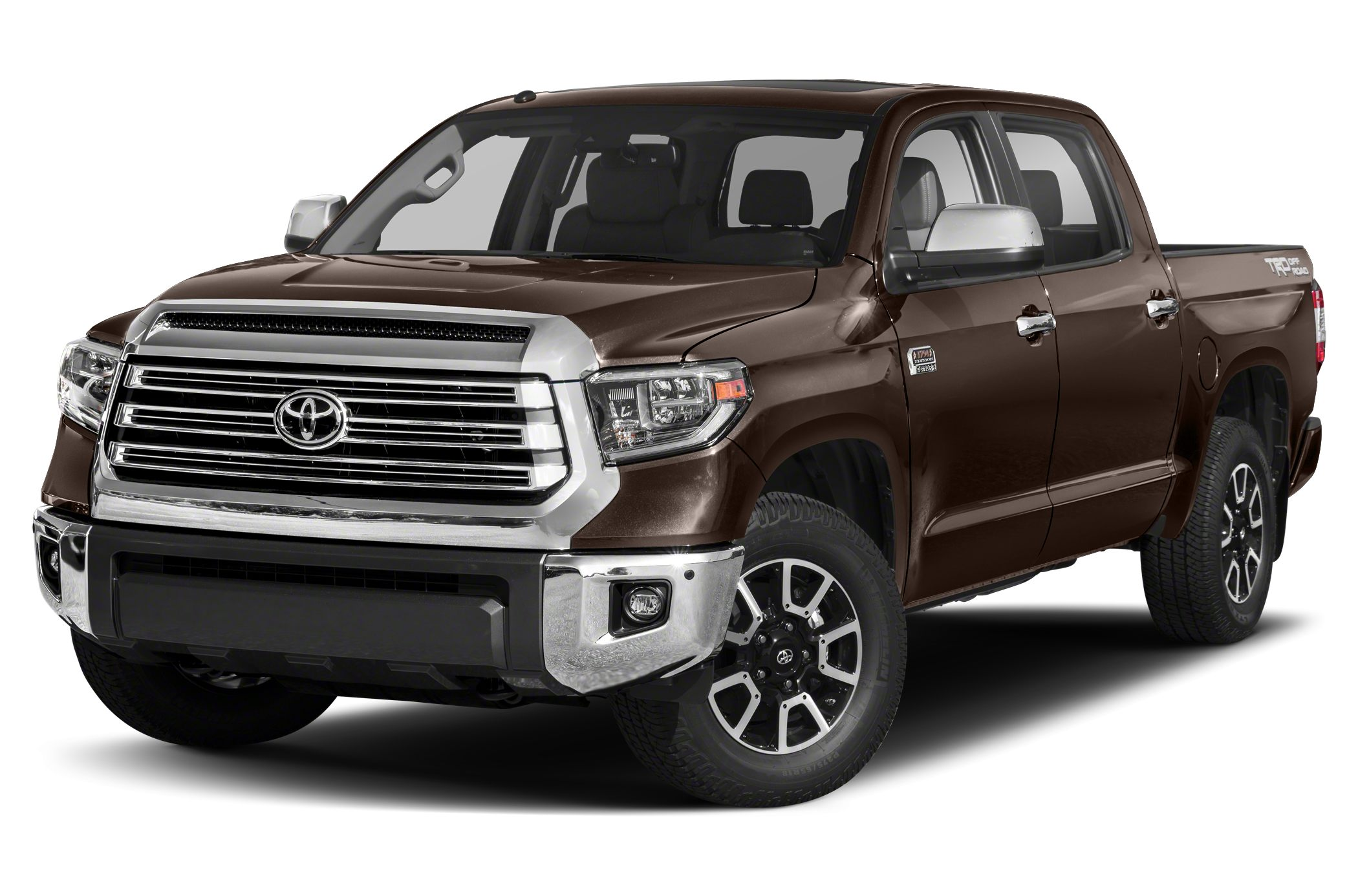 2019 Toyota Tundra 1794 5.7L V8 4x4 CrewMax 5.6 ft. box 145.7 in. WB