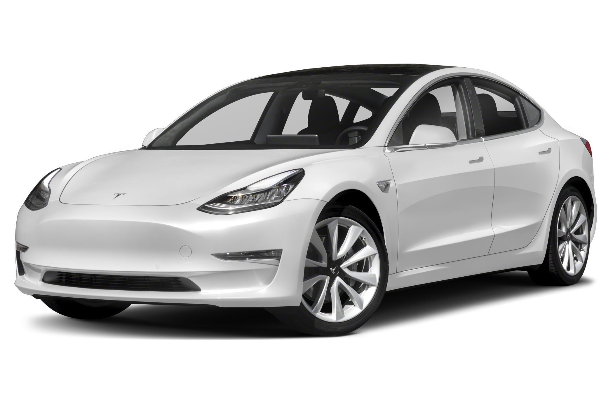 Long Range 4dr All Wheel Drive Sedan 2019 Tesla Model 3 Photos
