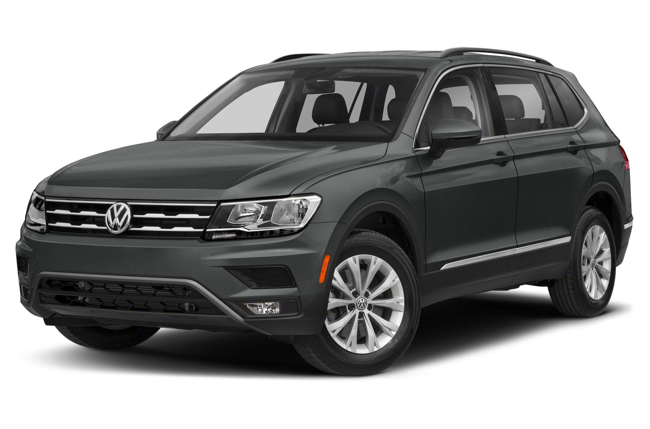 2019 Volkswagen Tiguan 2.0T S 4dr All-wheel Drive 4MOTION