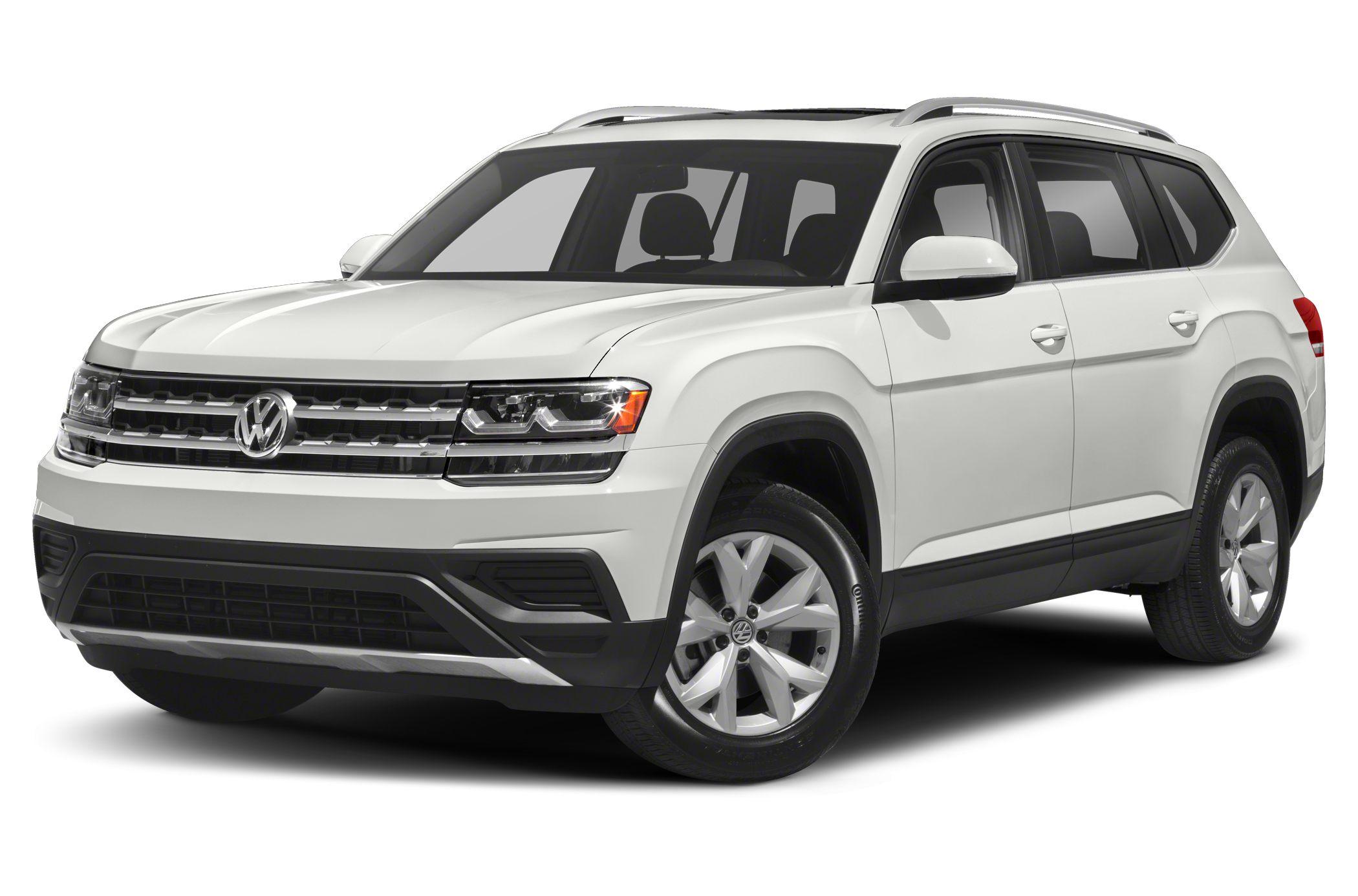 2020 Volkswagen Atlas 3.6L V6 SE 4dr All-wheel Drive 4MOTION