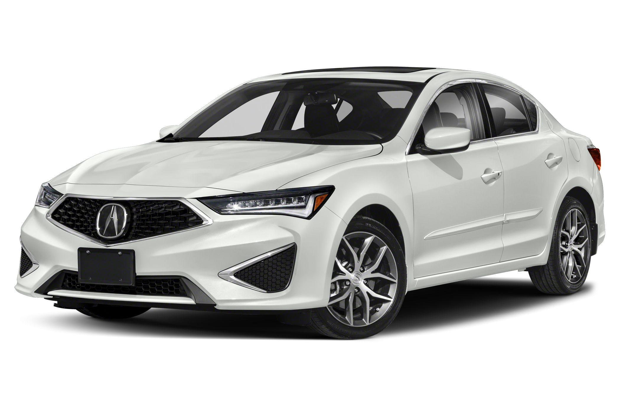 2019 Acura ILX Premium Package 4dr Sedan