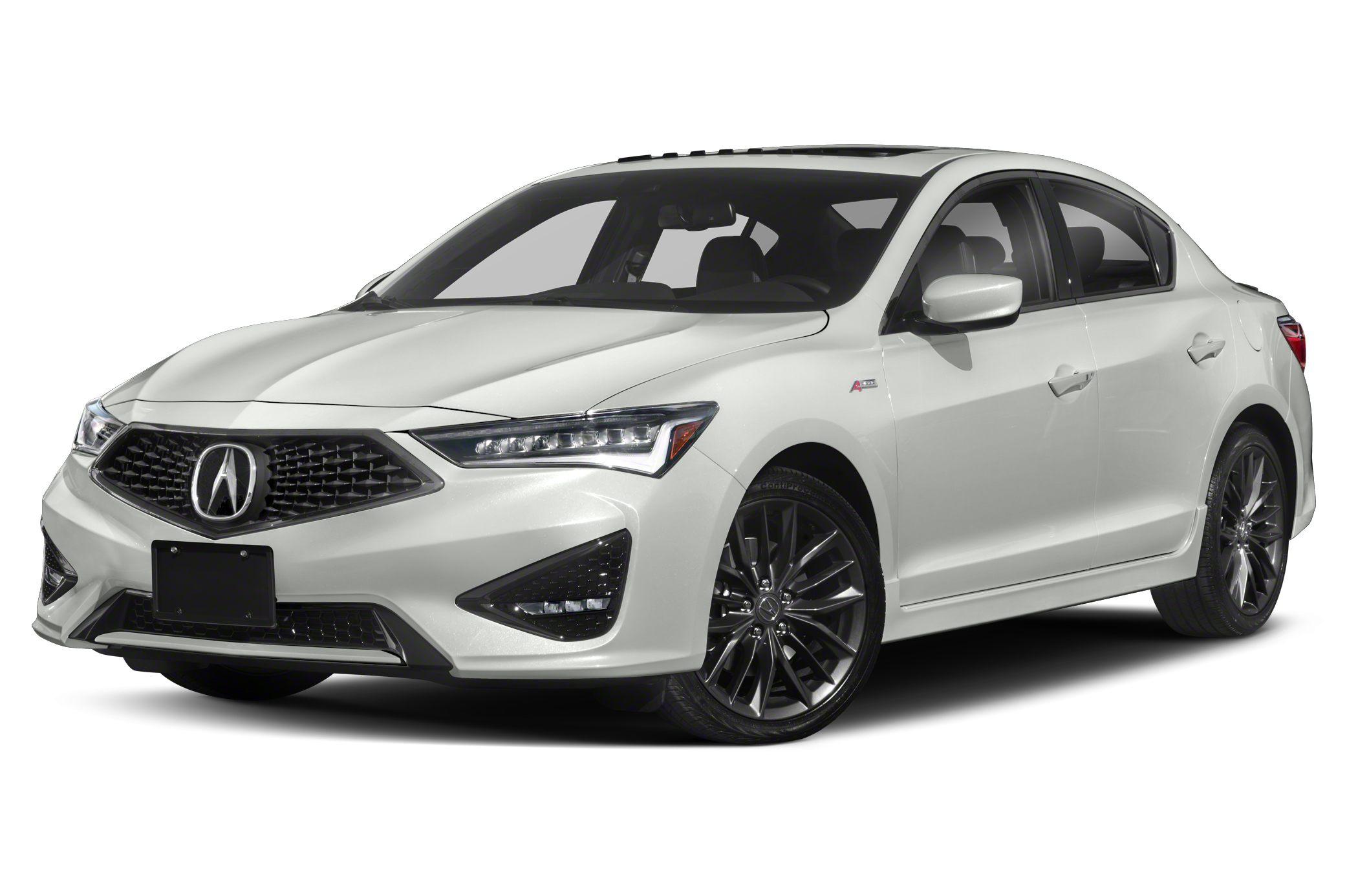 2020 Acura ILX Premium & A-Spec Packages 4dr Sedan
