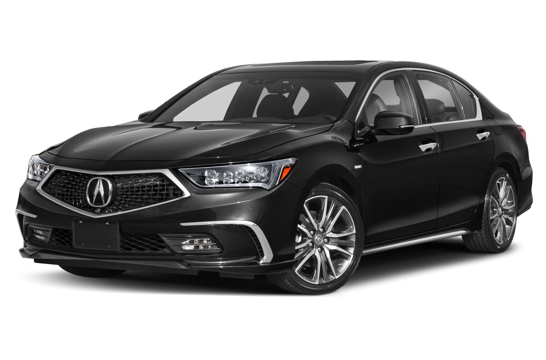 2019 Acura RLX Sport Hybrid Information