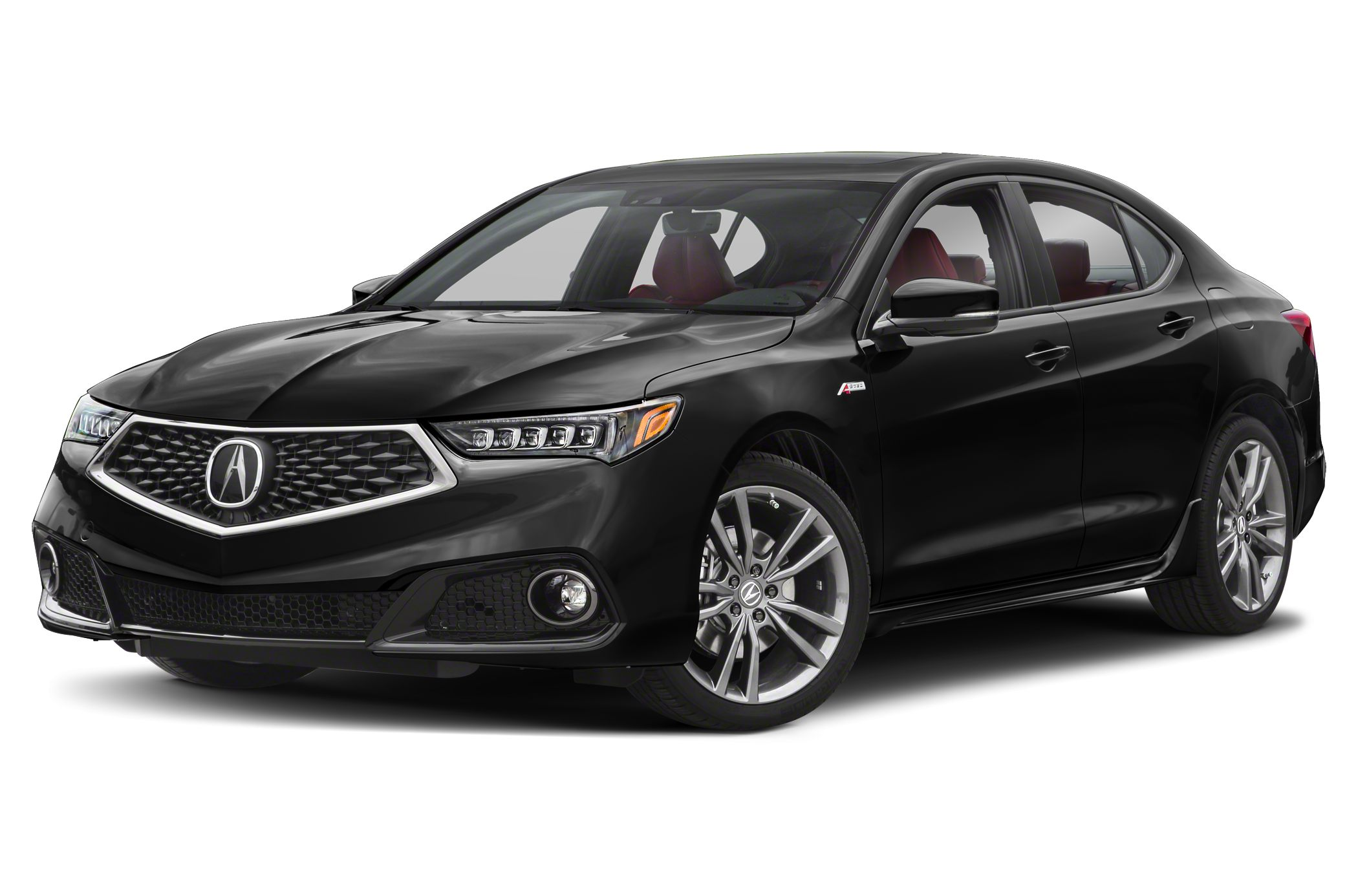 2020 Acura TLX 3.5L A-Spec Pkg w/Red Leather 4dr Front-wheel Drive Sedan