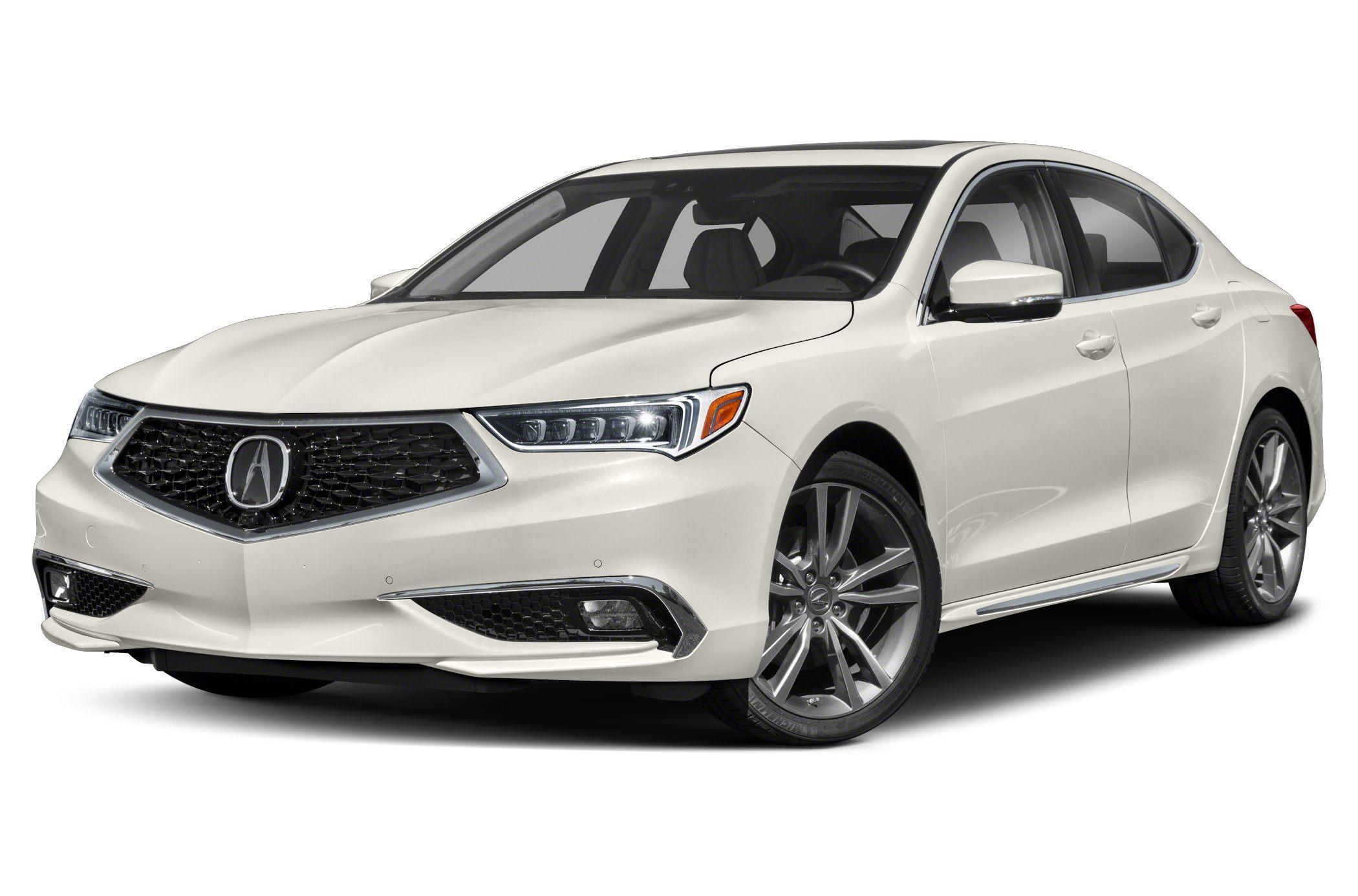 2020 Acura TLX 3.5L Advance Pkg 4dr SH-AWD Sedan
