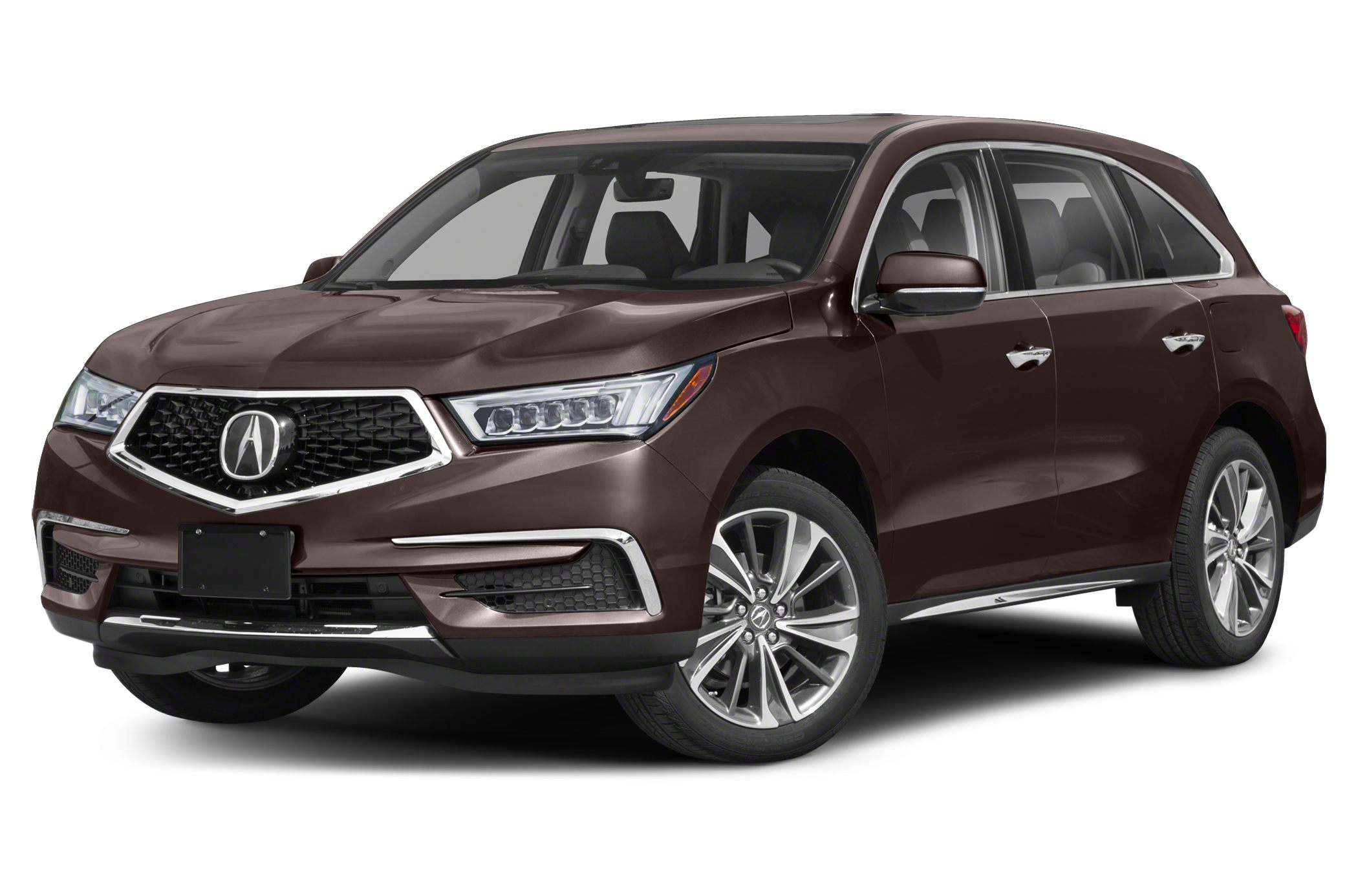 2020 Acura MDX Technology Package 4dr Front-wheel Drive