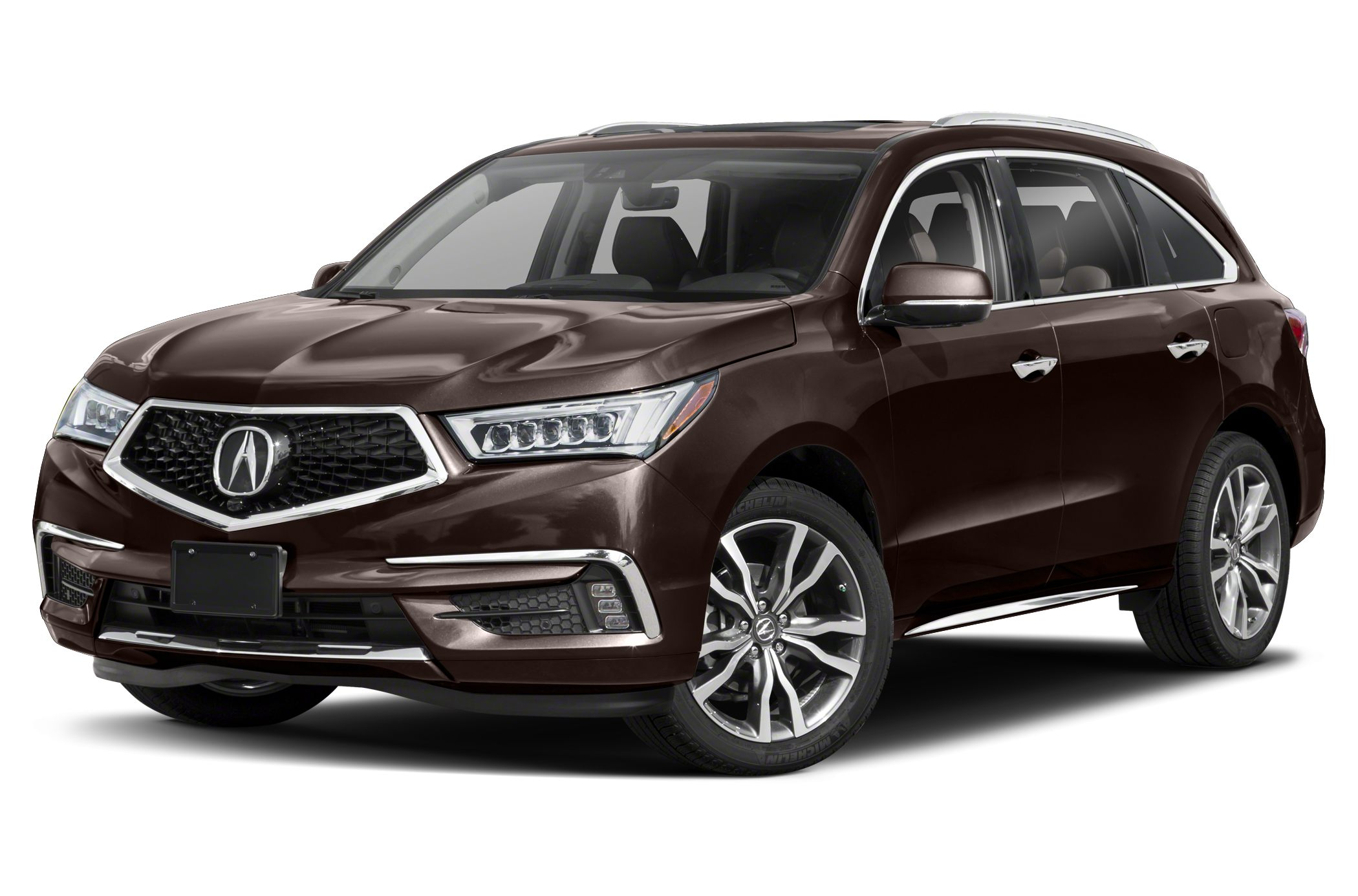 2020 Acura MDX Advance & Entertainment Packages 4dr SH-AWD