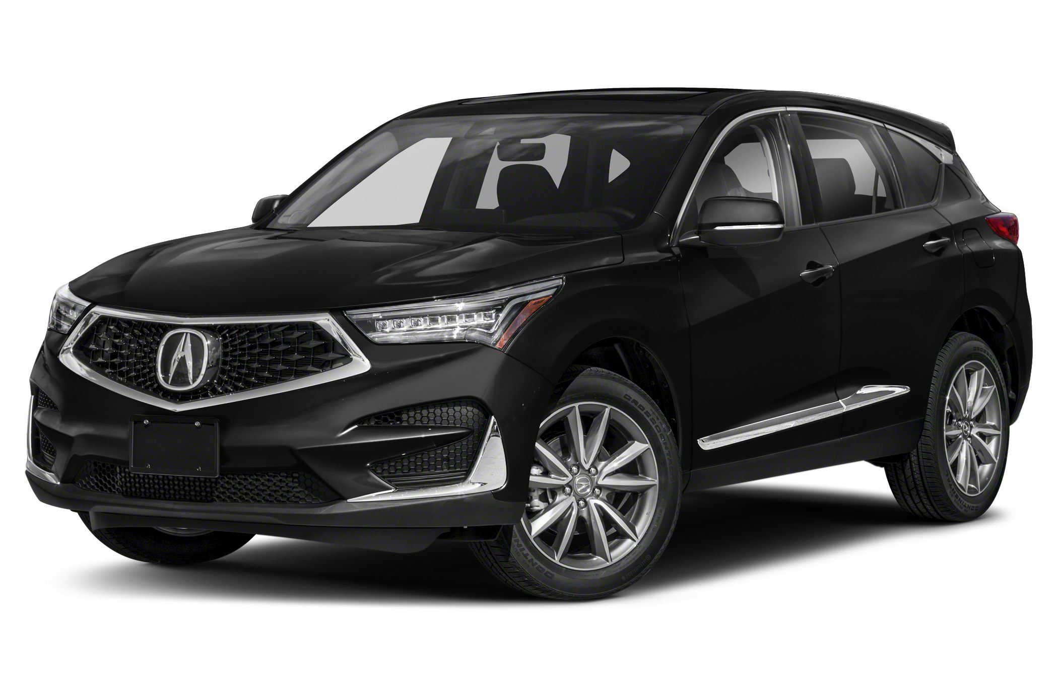 2020 Acura Rdx Technology Package 4dr Sh Awd Pictures