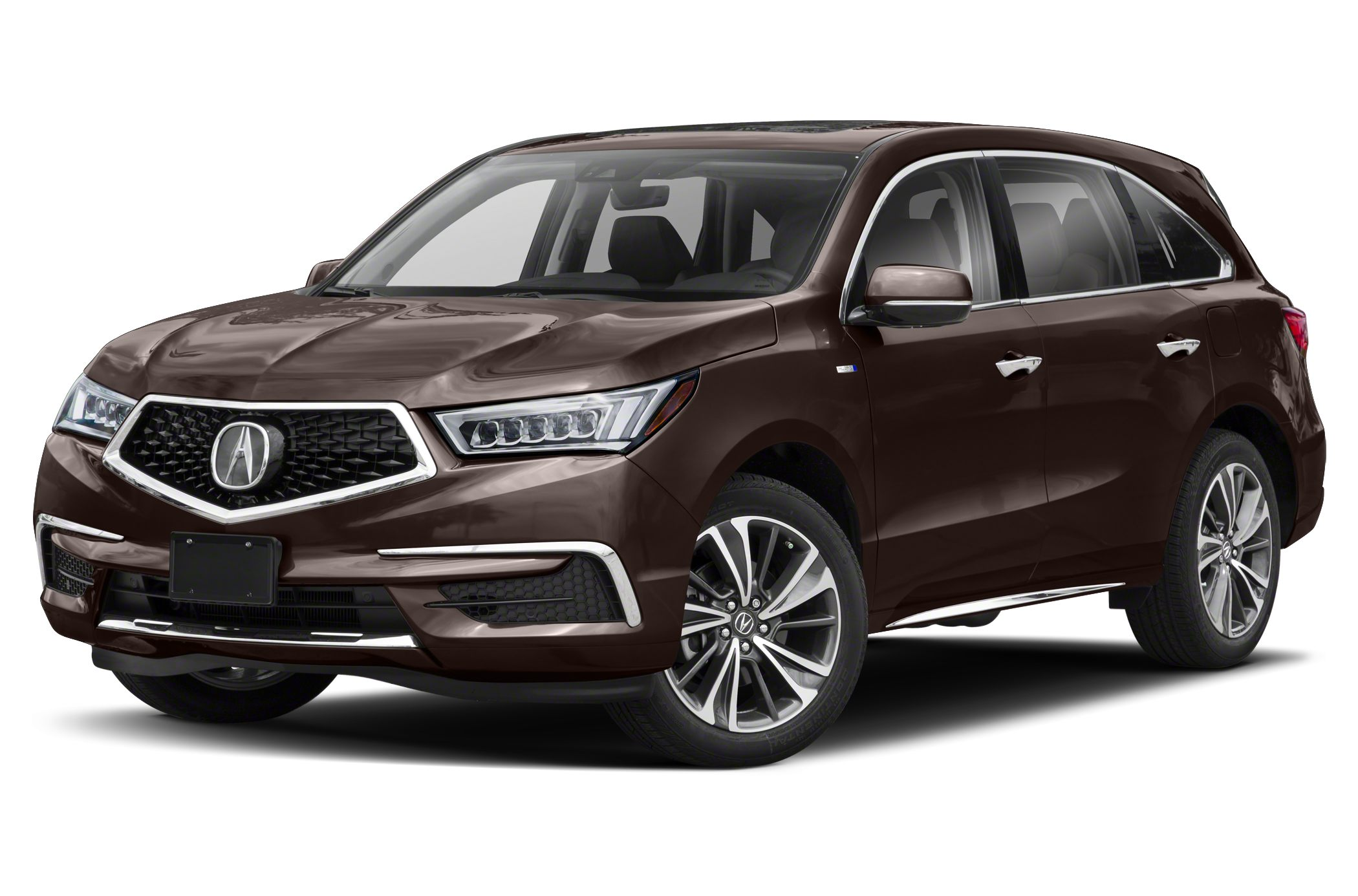 2020 Acura MDX Hybrid Ratings