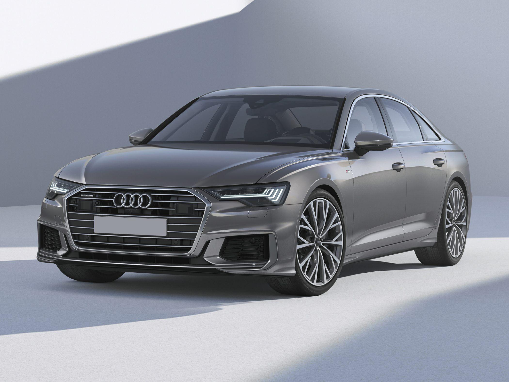 2021 The Audi A6 Specs