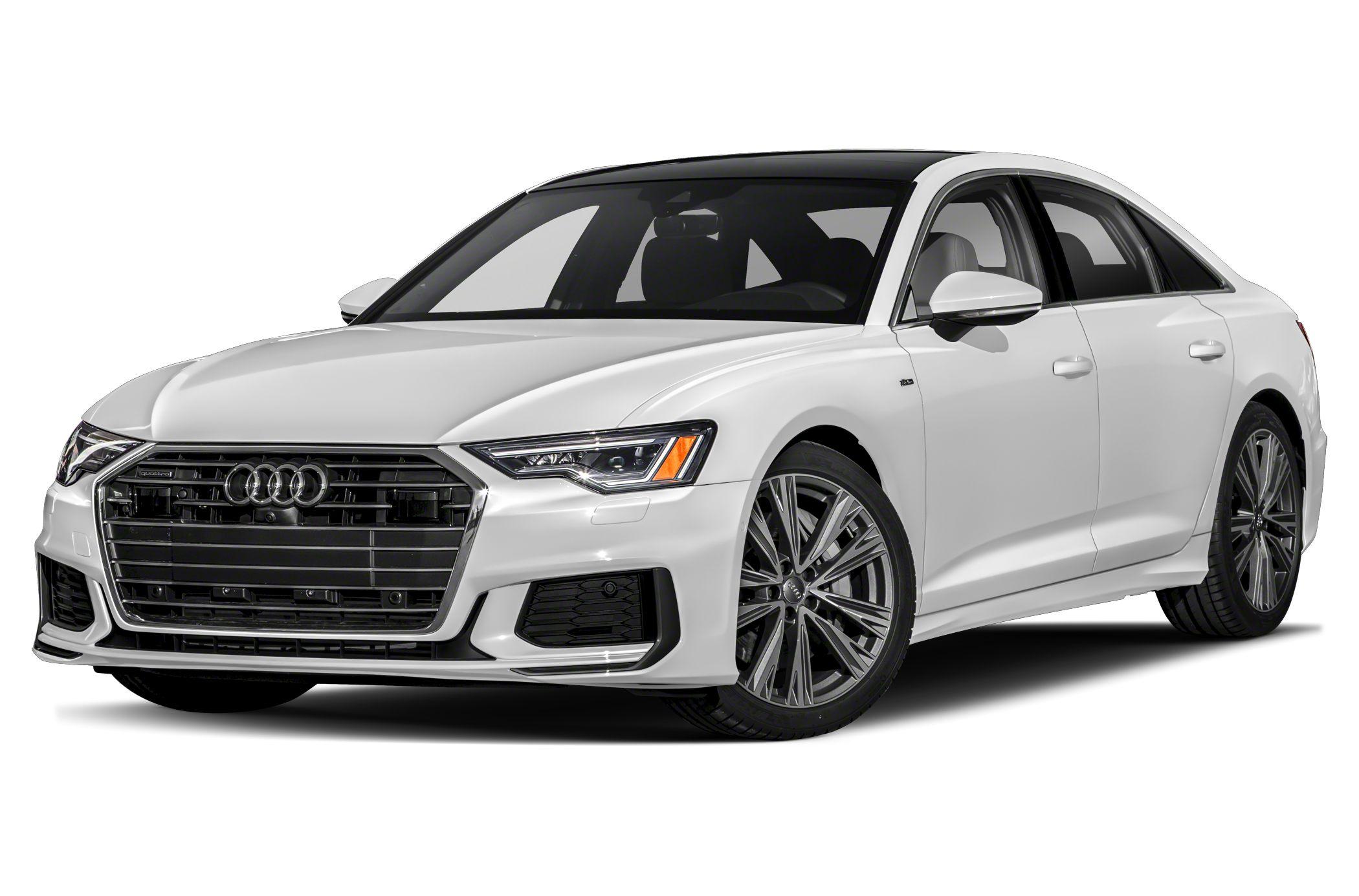 2020 Audi A6 Reviews, Specs, Photos