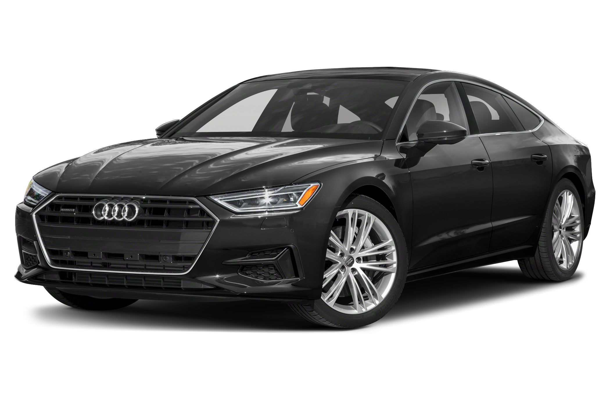 2019 Audi A7 New Car Test Drive