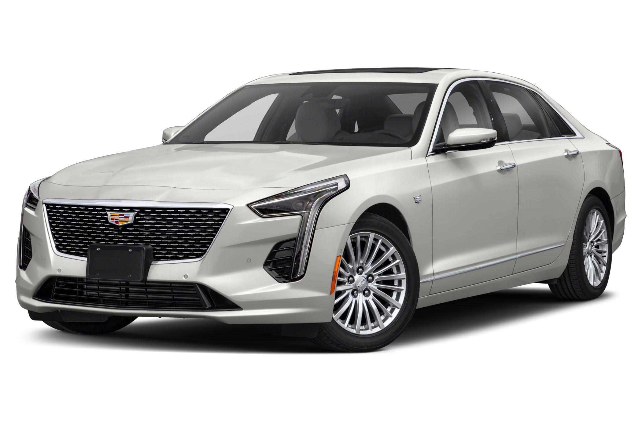 2020 Cadillac CT6 4.2L Twin Turbo Platinum 4dr All-wheel Drive Sedan