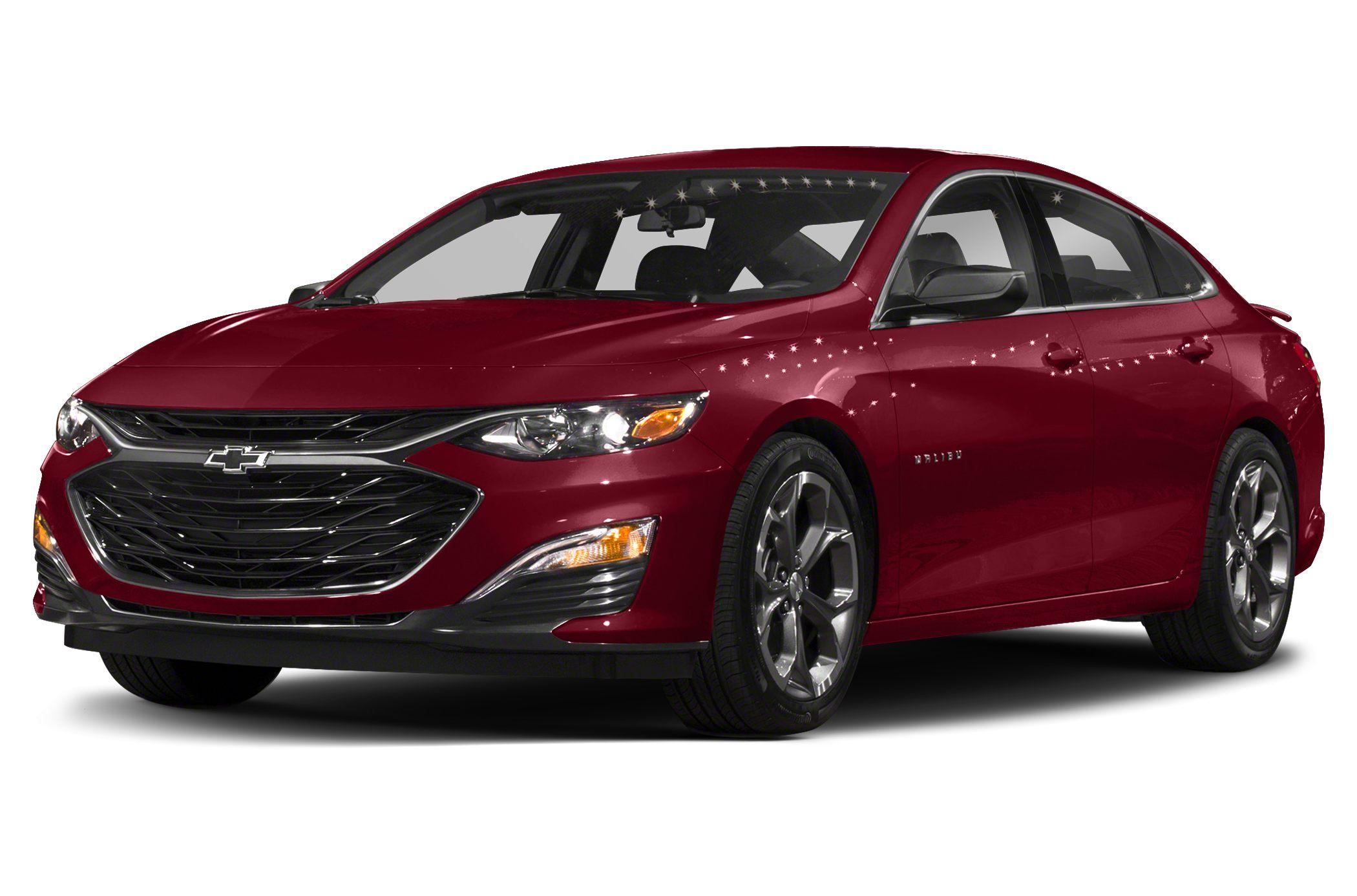 2019 Chevrolet Malibu Premier 4dr Sedan Pricing and Options