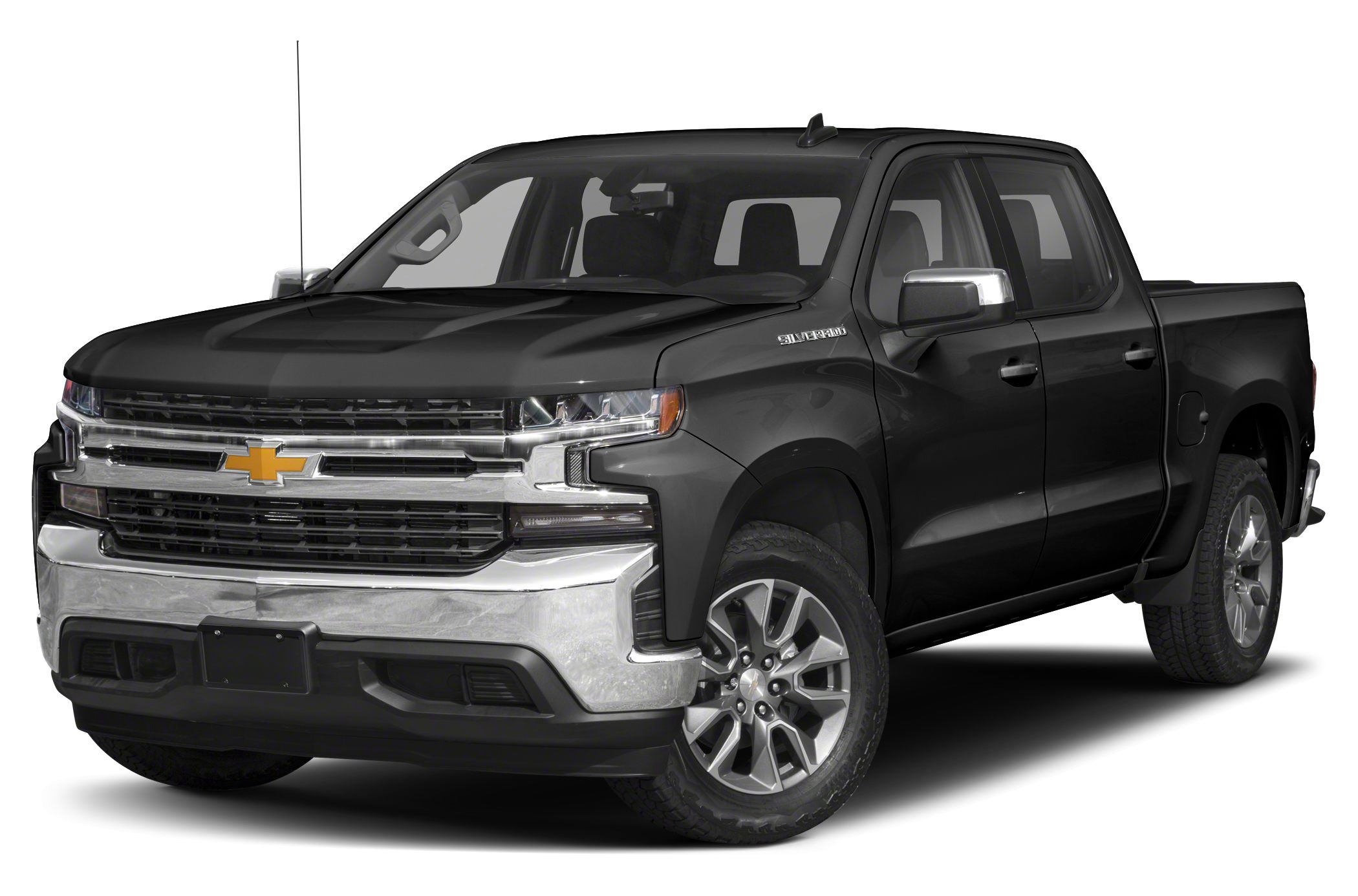 2019 Chevrolet Silverado 1500 LTZ 4x2 Crew Cab 6.6 ft. box 157 in. WB
