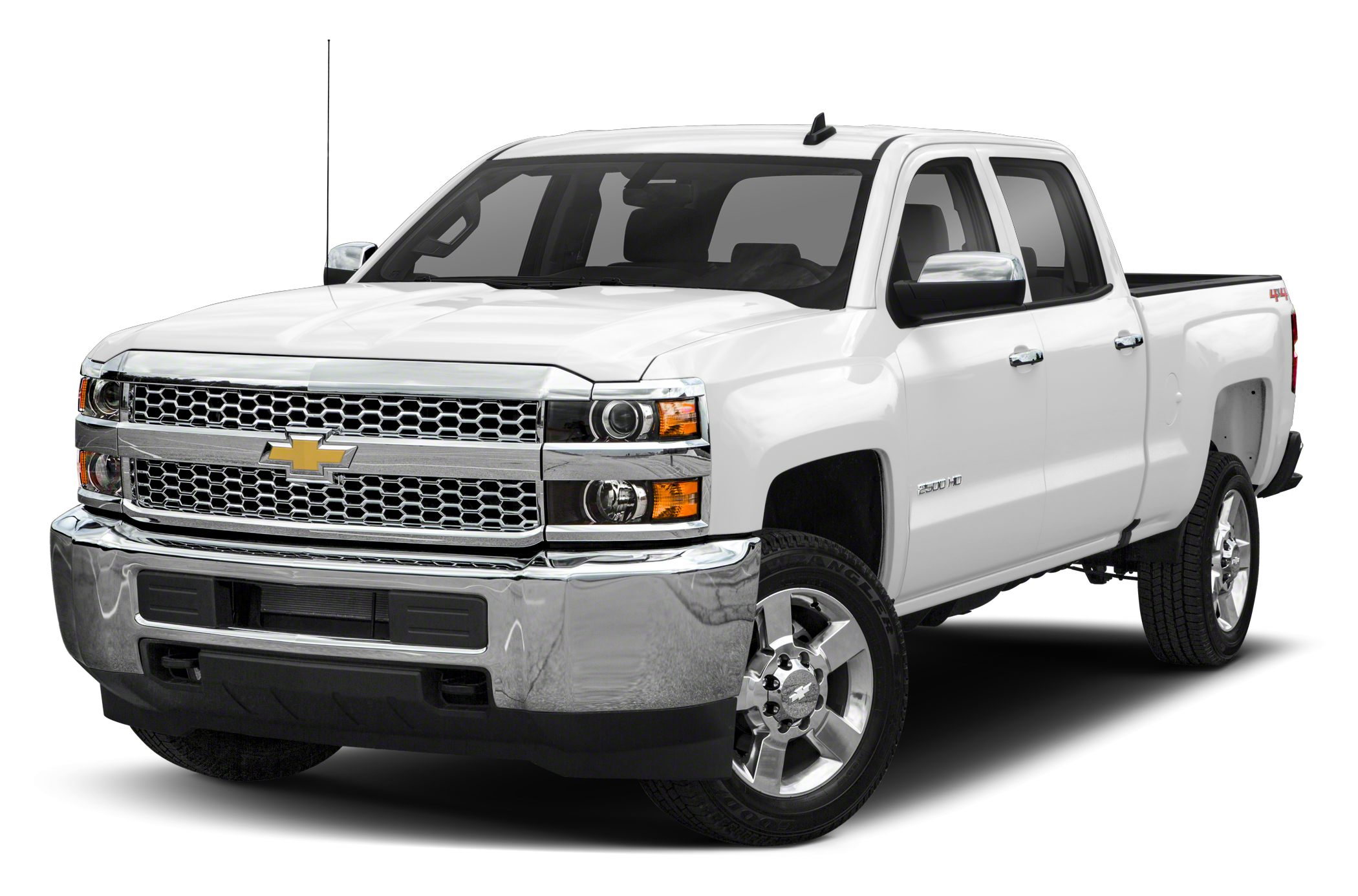2019 Chevrolet Silverado 2500HD WT 4x4 Crew Cab 6.6 ft. box 153.7 in. WB