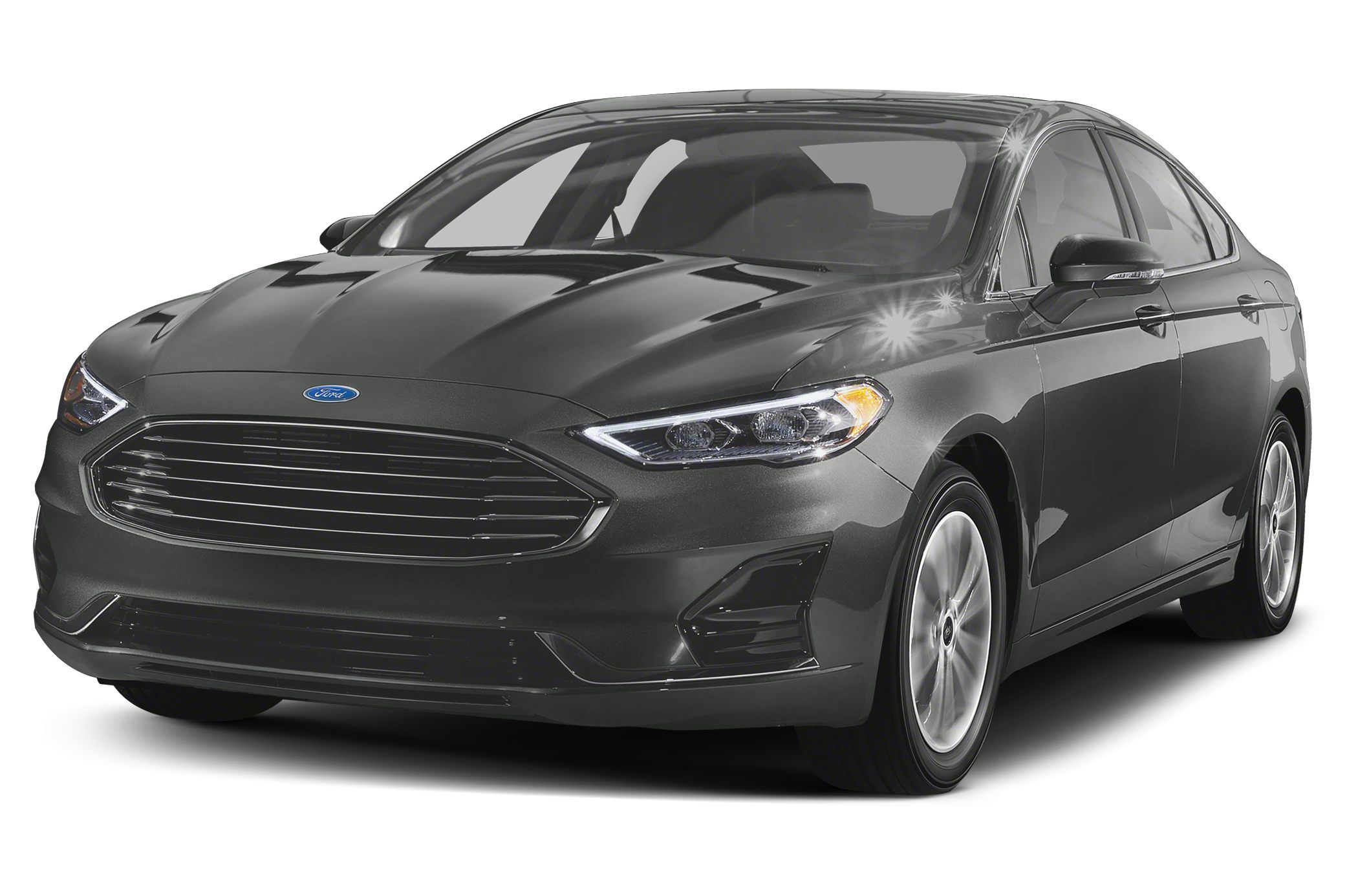 2019 Ford Fusion Information