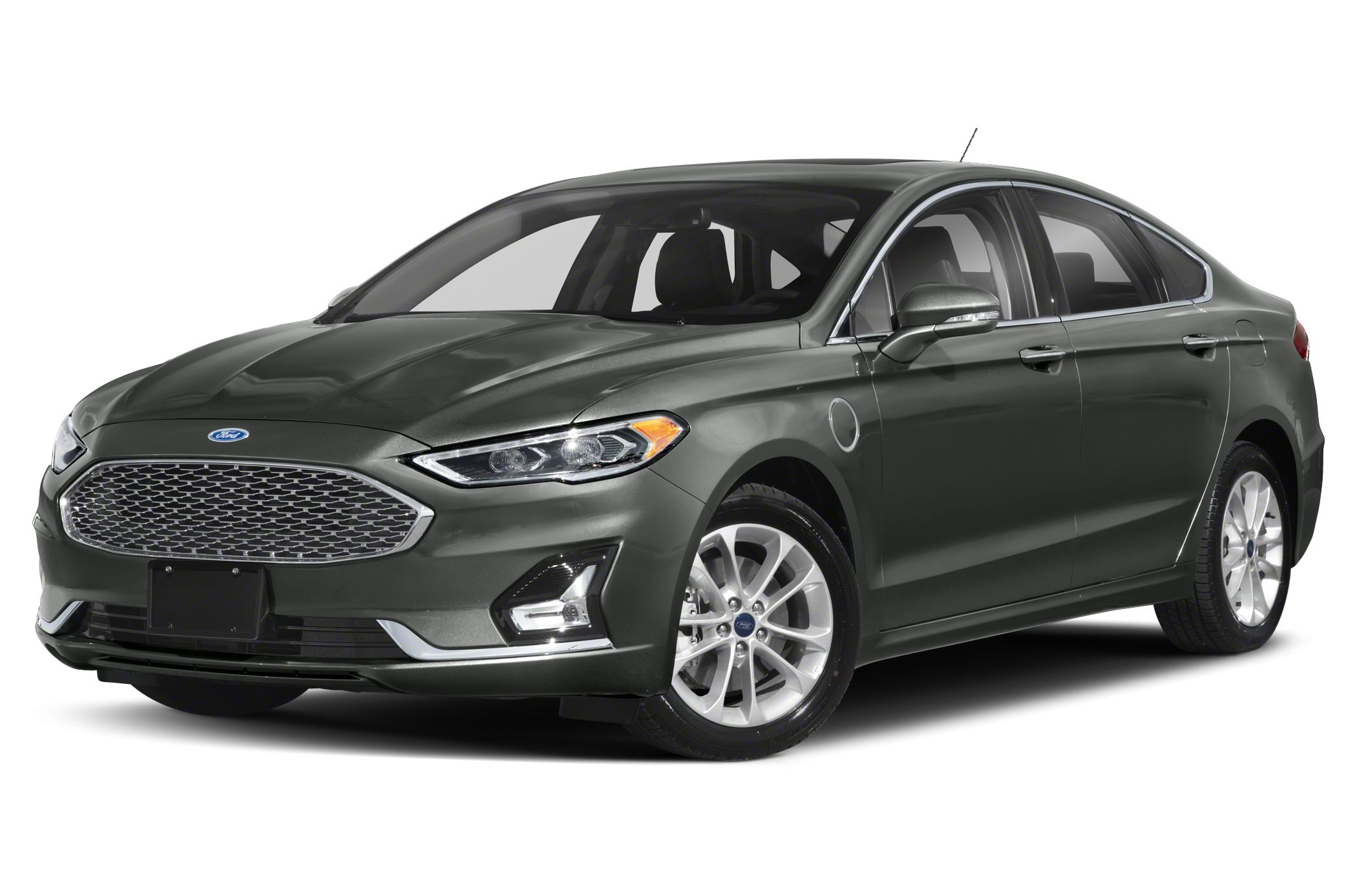 2020 Ford Fusion Energi Exterior and Interior