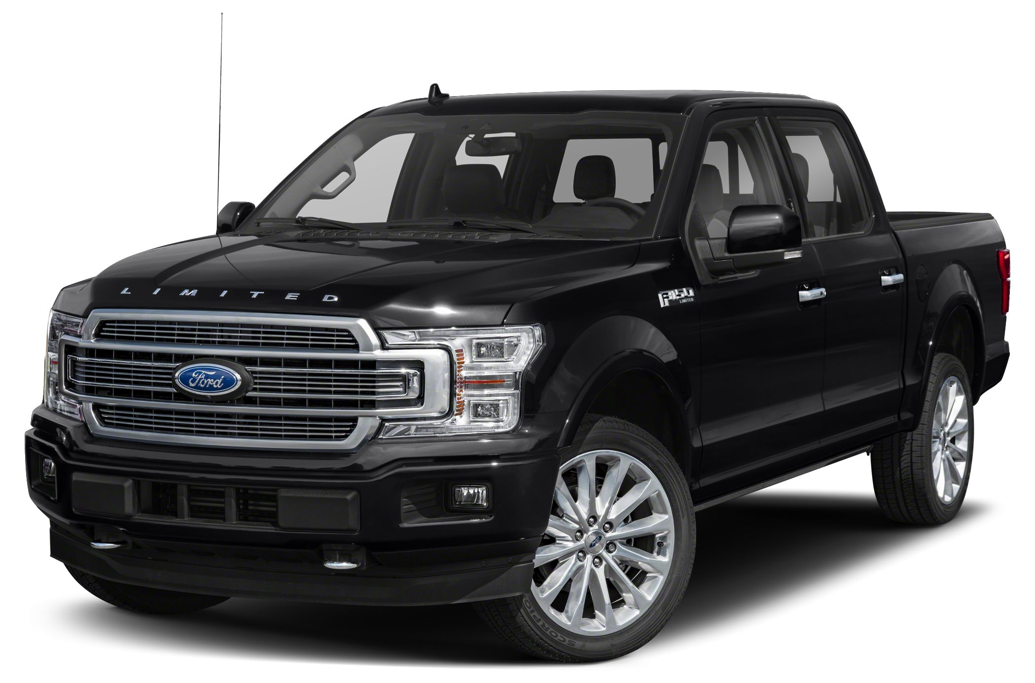2020 Ford F-150 Limited 4x2 SuperCrew Cab Styleside 5.5 ft. box 145 in. WB