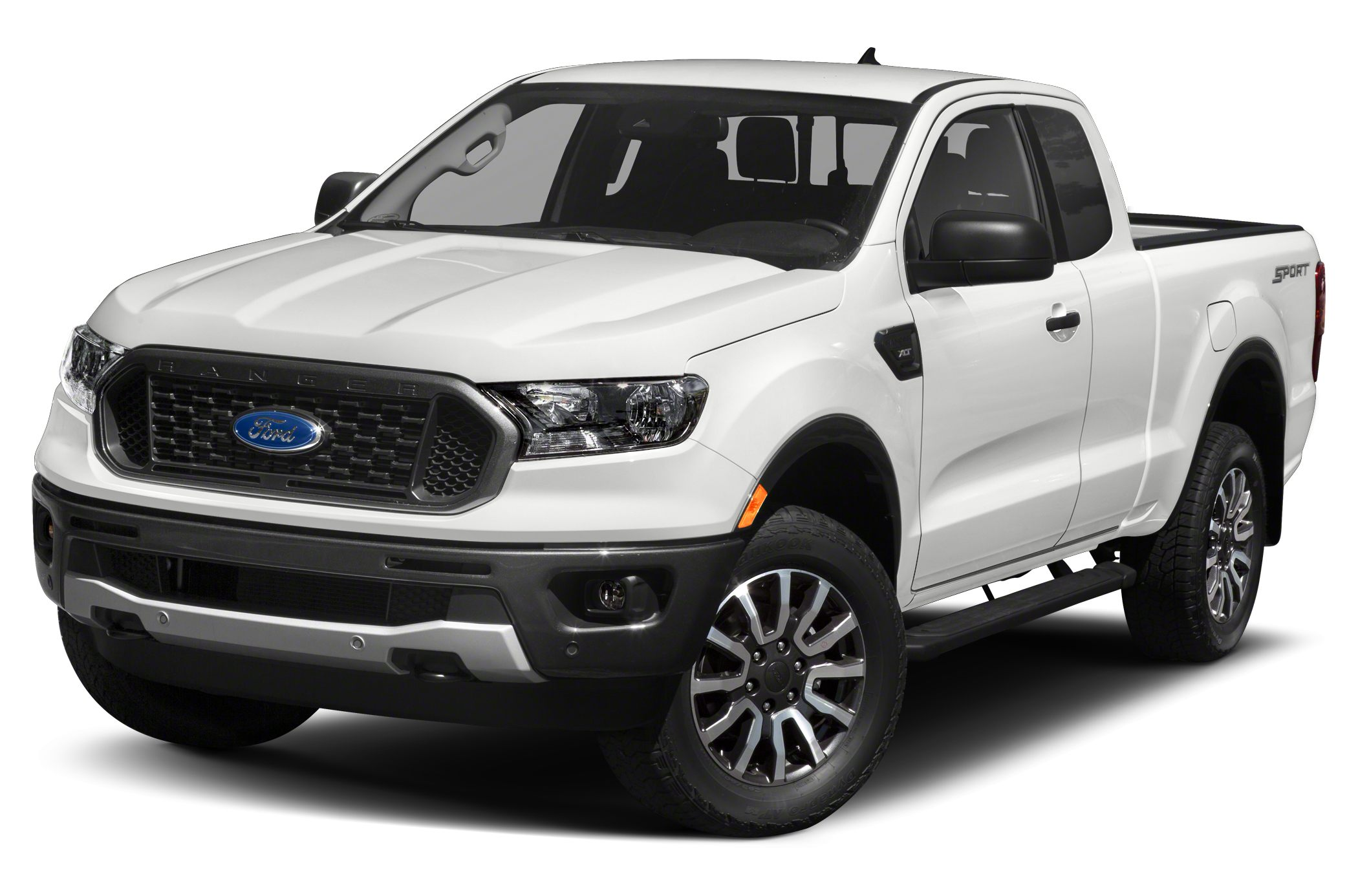 2020 Ford Ranger XLT 4x2 SuperCab 6 ft. box 126.8 in. WB