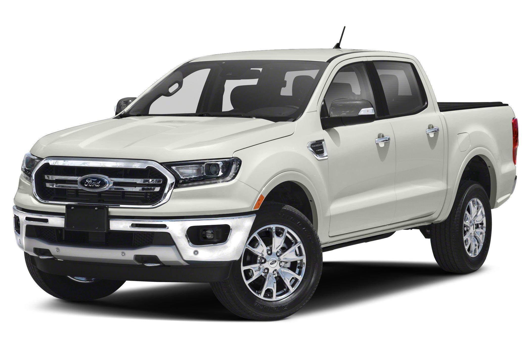 2020 Ford Ranger Lariat 4x4 Supercrew 5 Ft Box 126 8 In Wb