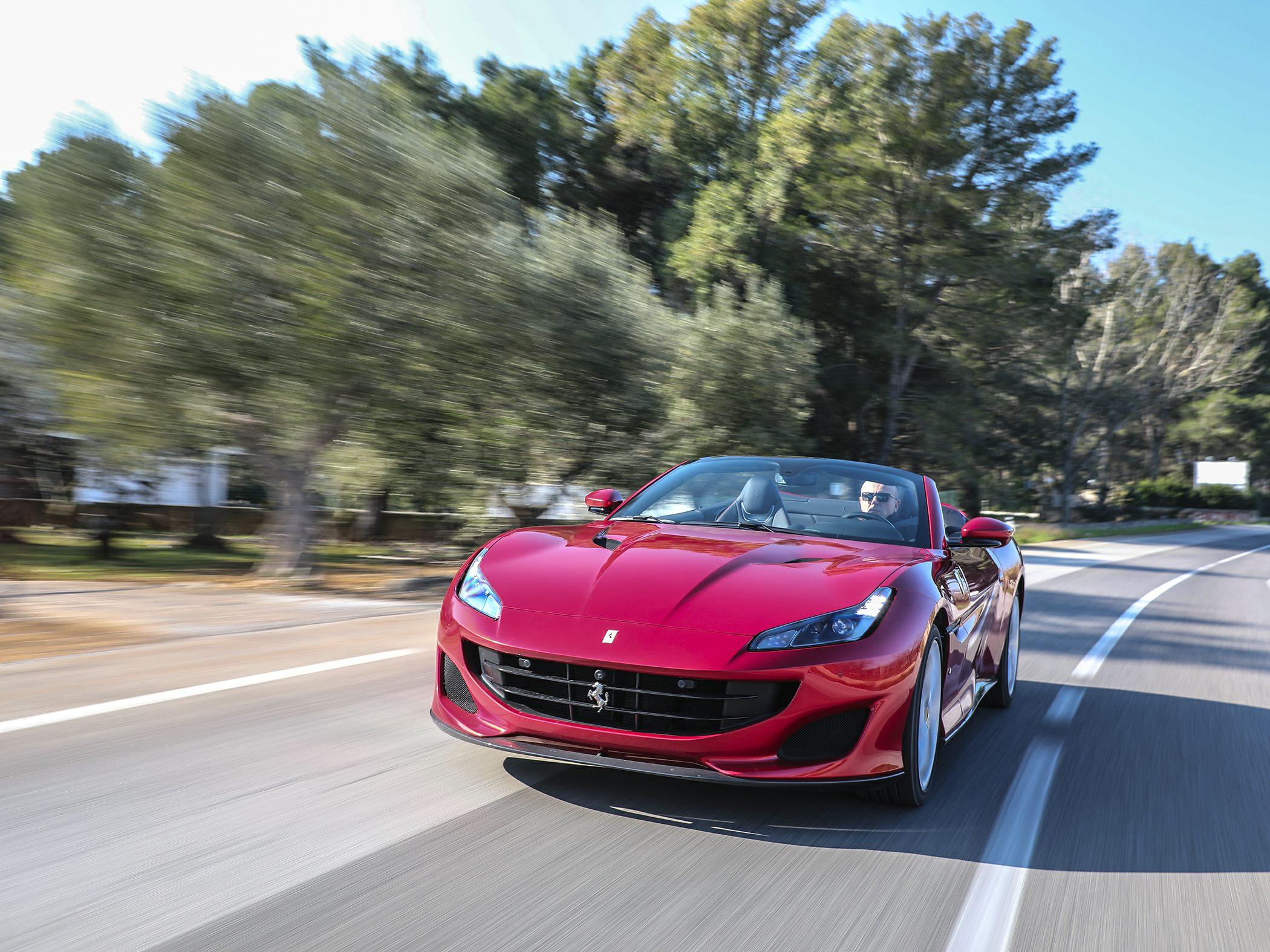 2020 Ferrari Portofino Base 2dr Rear Wheel Drive Convertible Pricing And Options