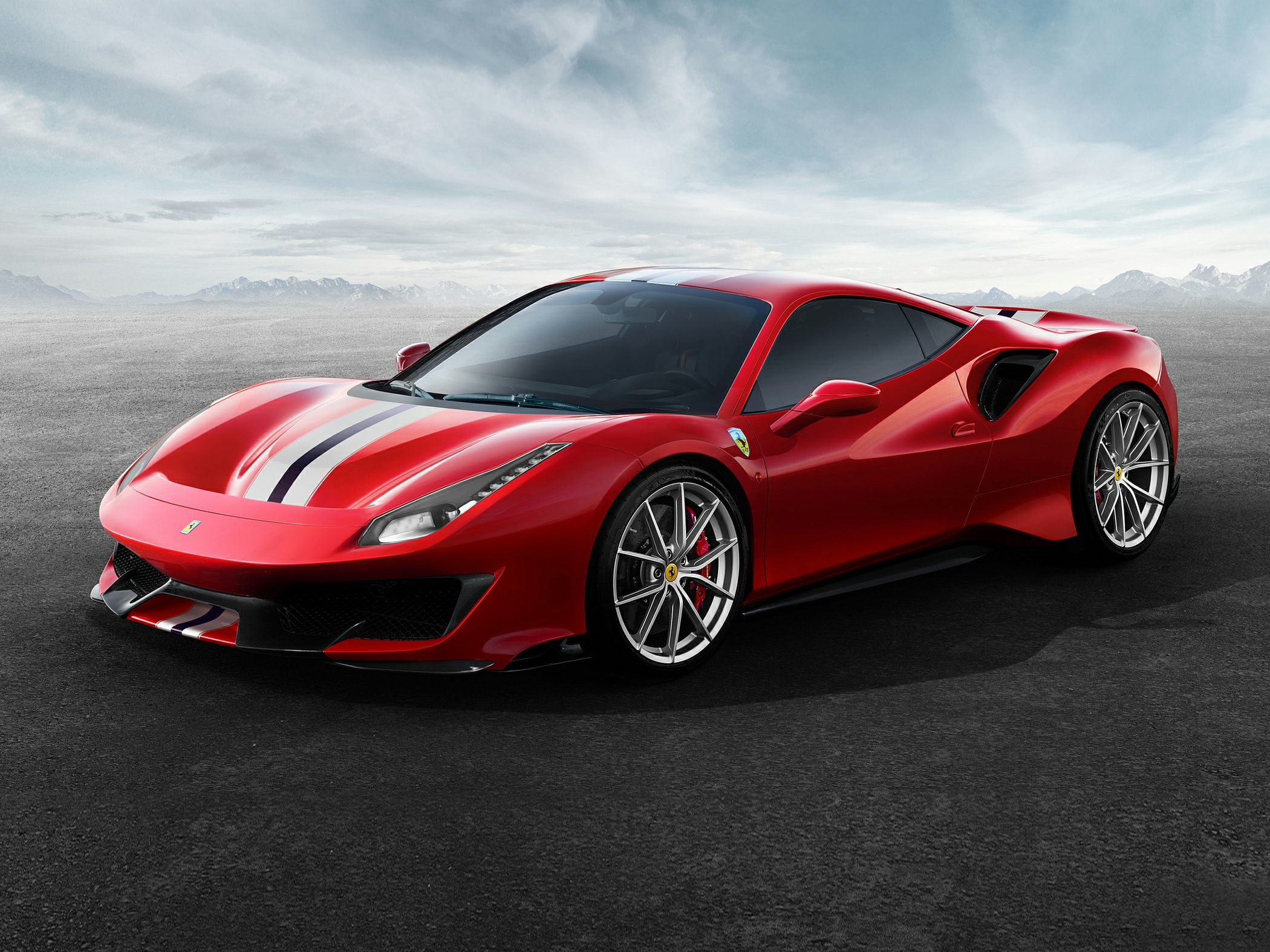 2020 Ferrari 488 Pista Base 2dr Coupe Specs And Prices