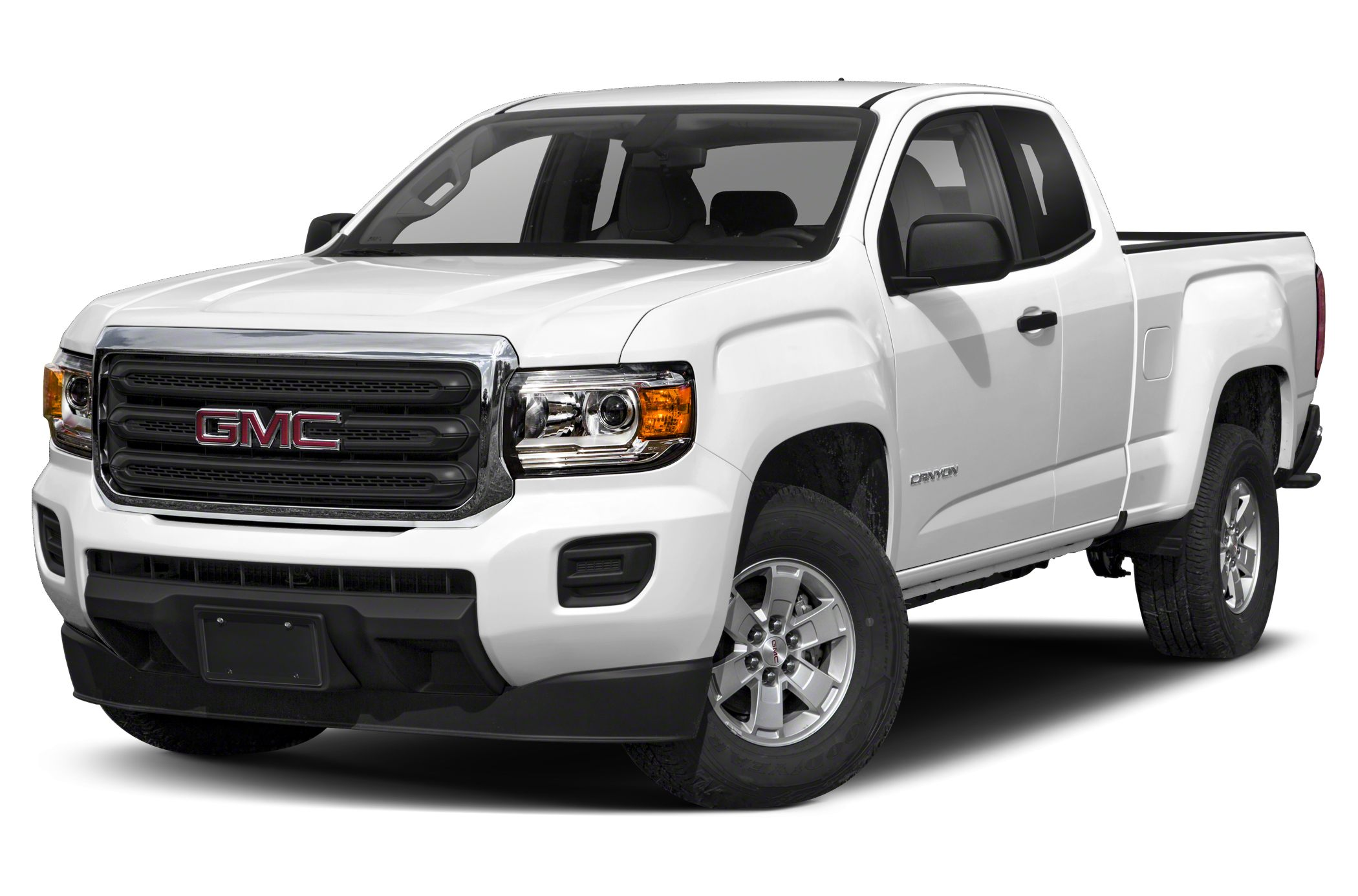 2020 GMC Canyon Base 4x2 Extended Cab 6 ft. box 128.3 in. WB