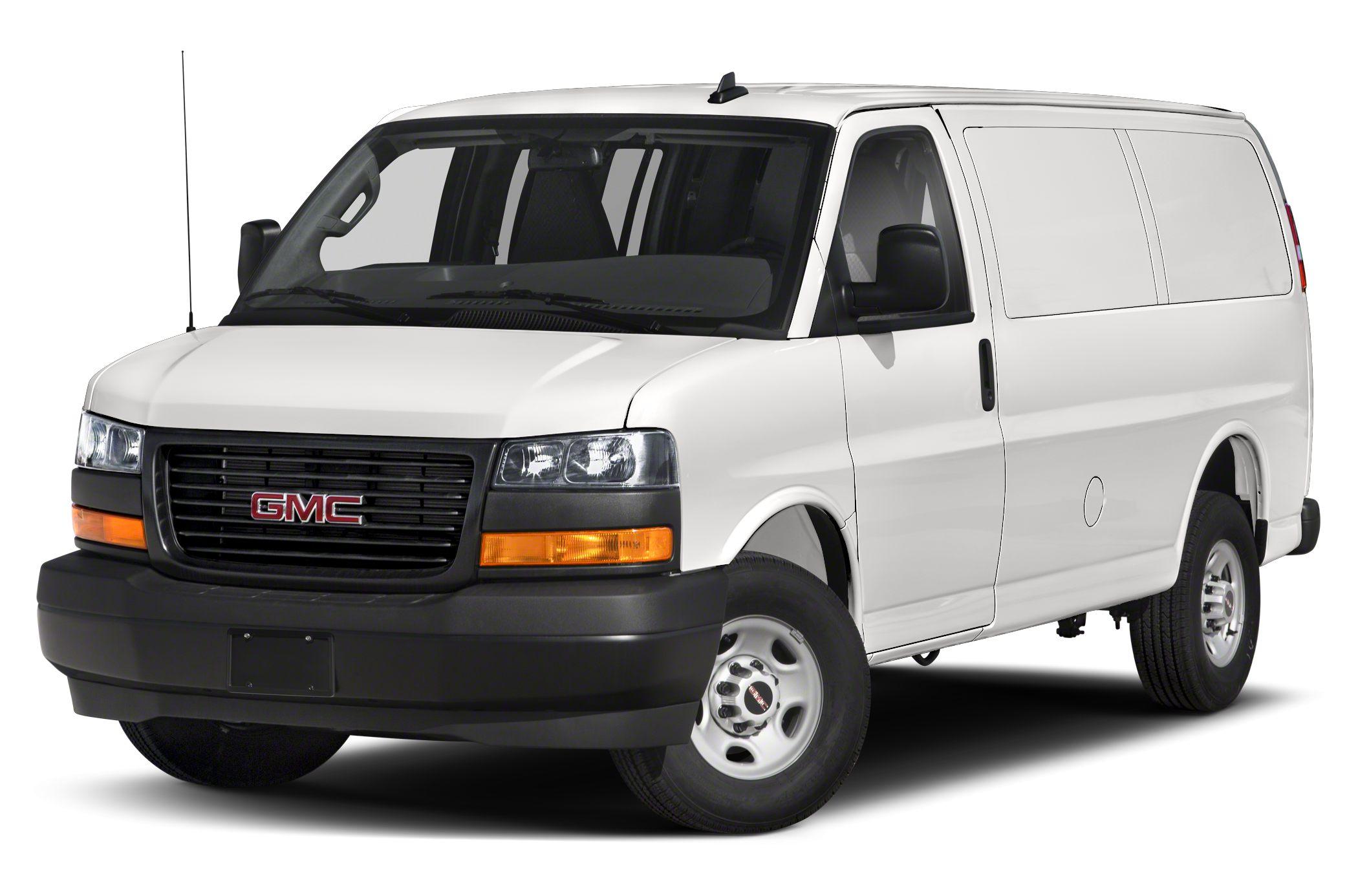 2020 Gmc Savana 2500 Work Van Rear Wheel Drive Cargo Van Specs And Prices