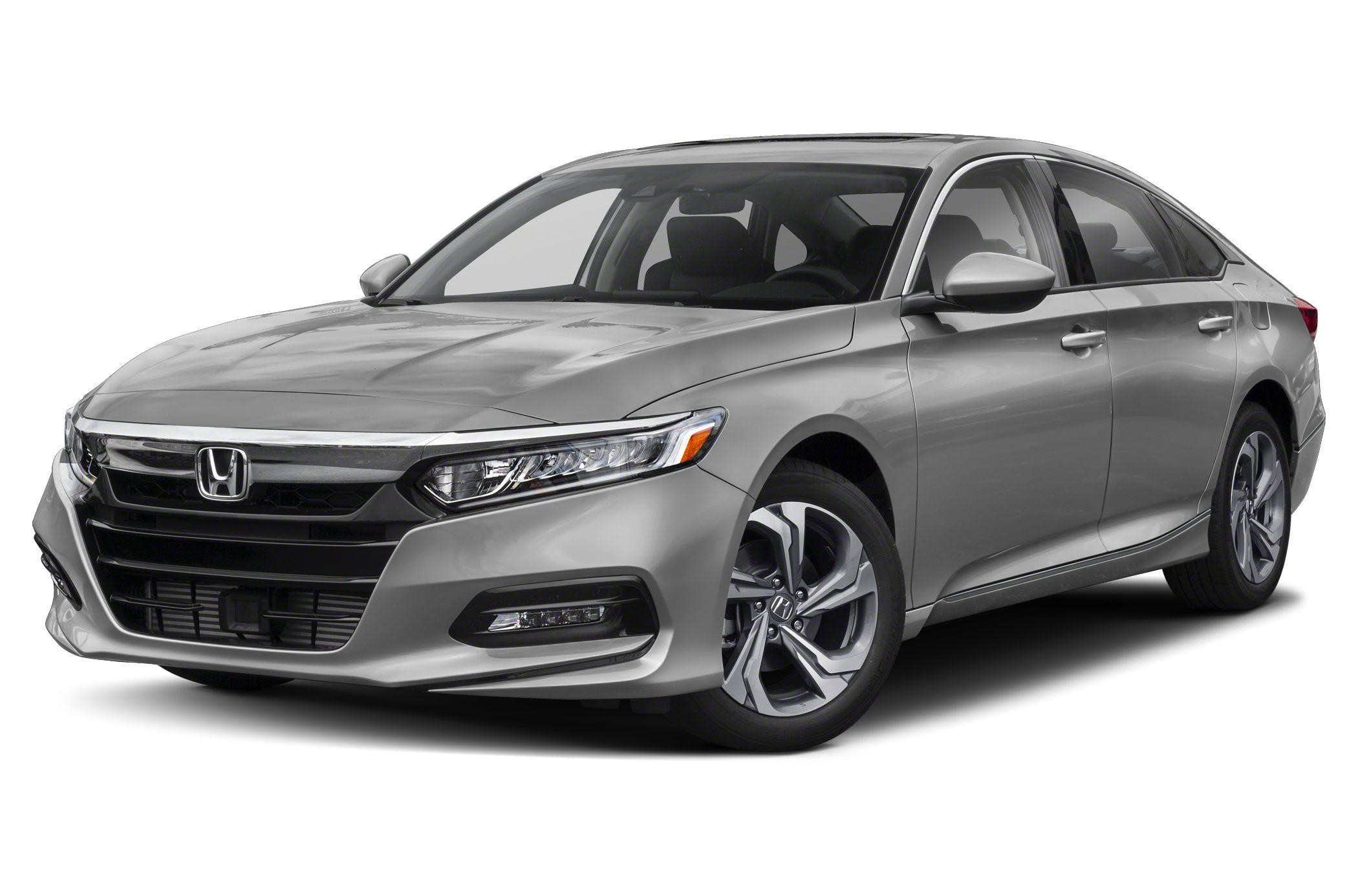 2019 Honda Accord EX 4dr Sedan