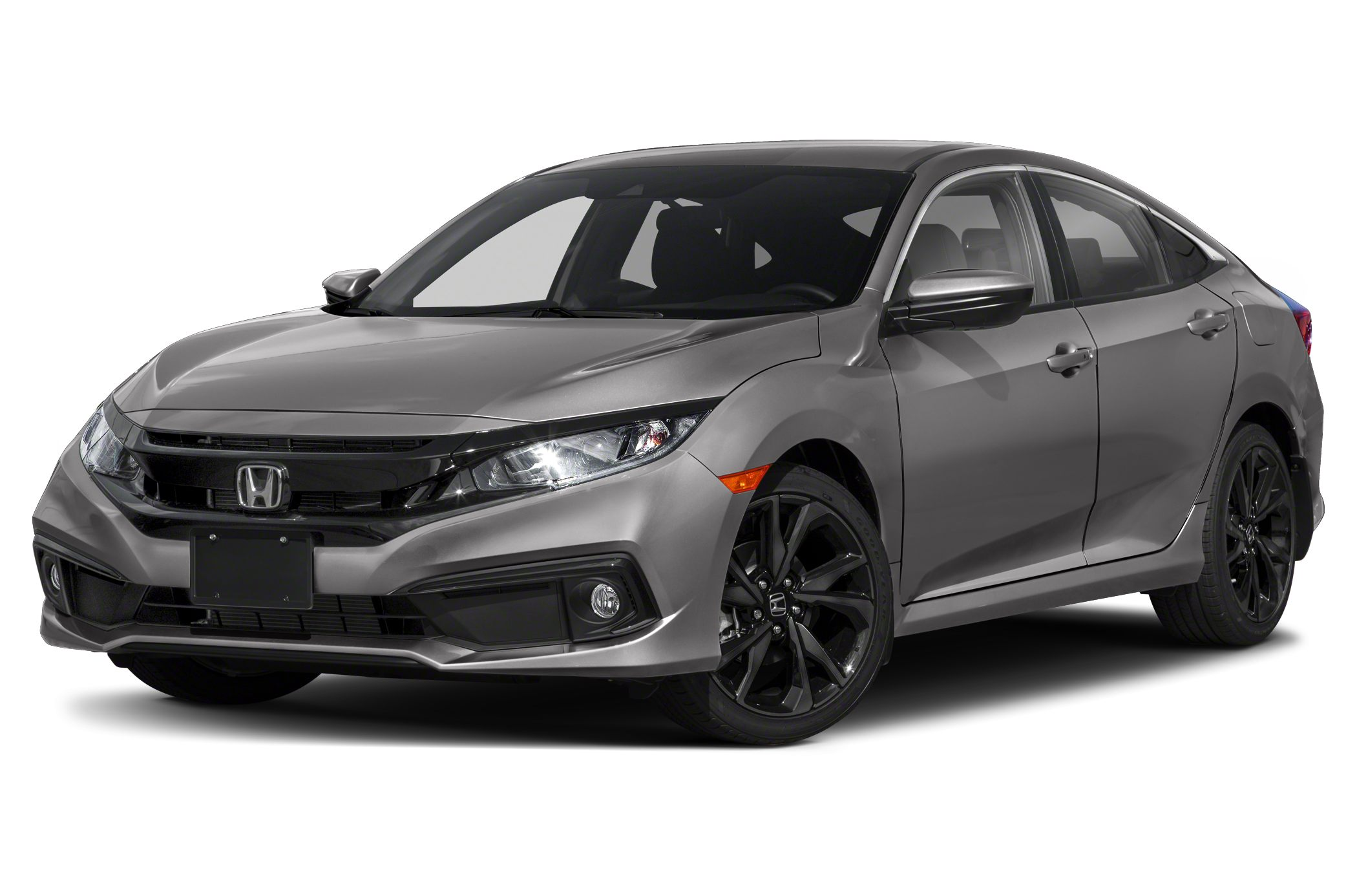 2020 Honda Civic Sport 4dr Sedan Review
