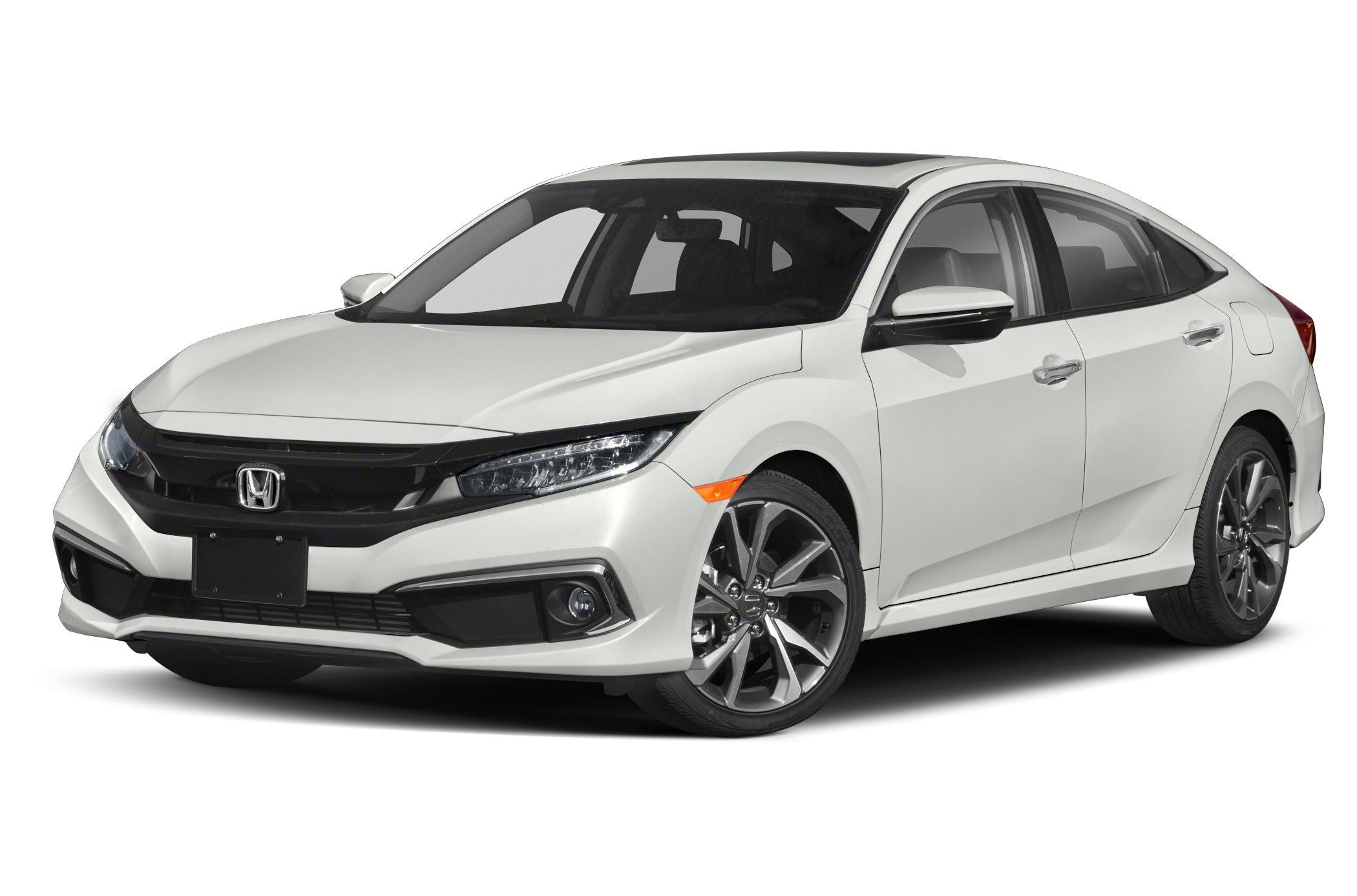 2020 Honda Civic Touring 4dr Sedan