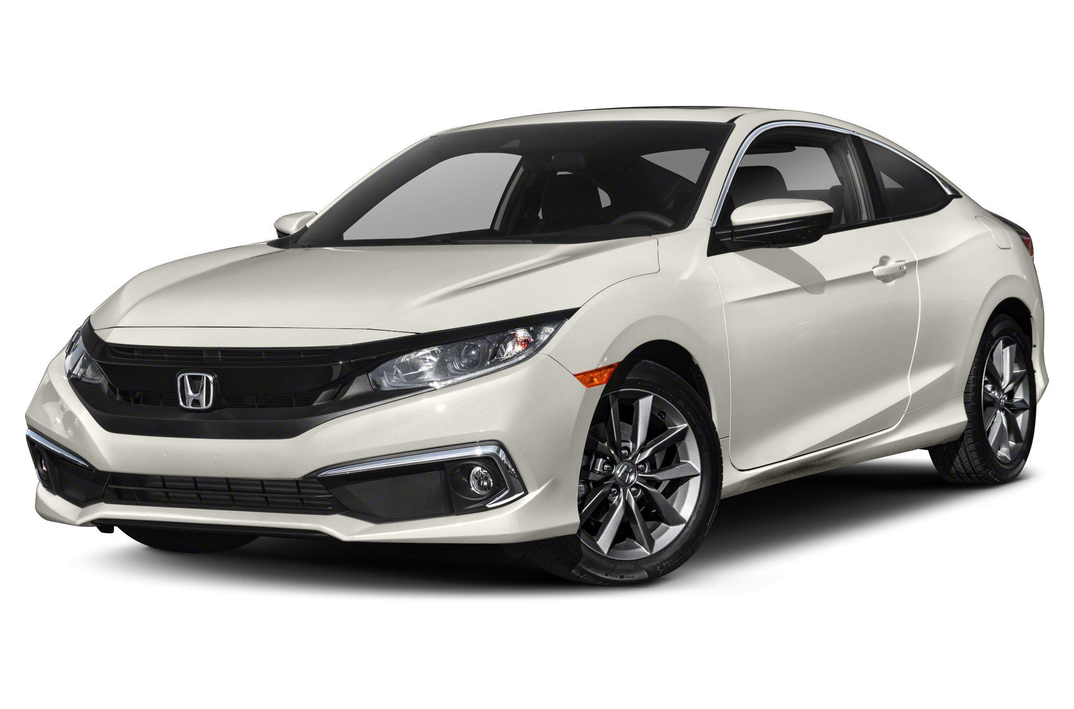 2020 Honda Civic EX 2dr Coupe