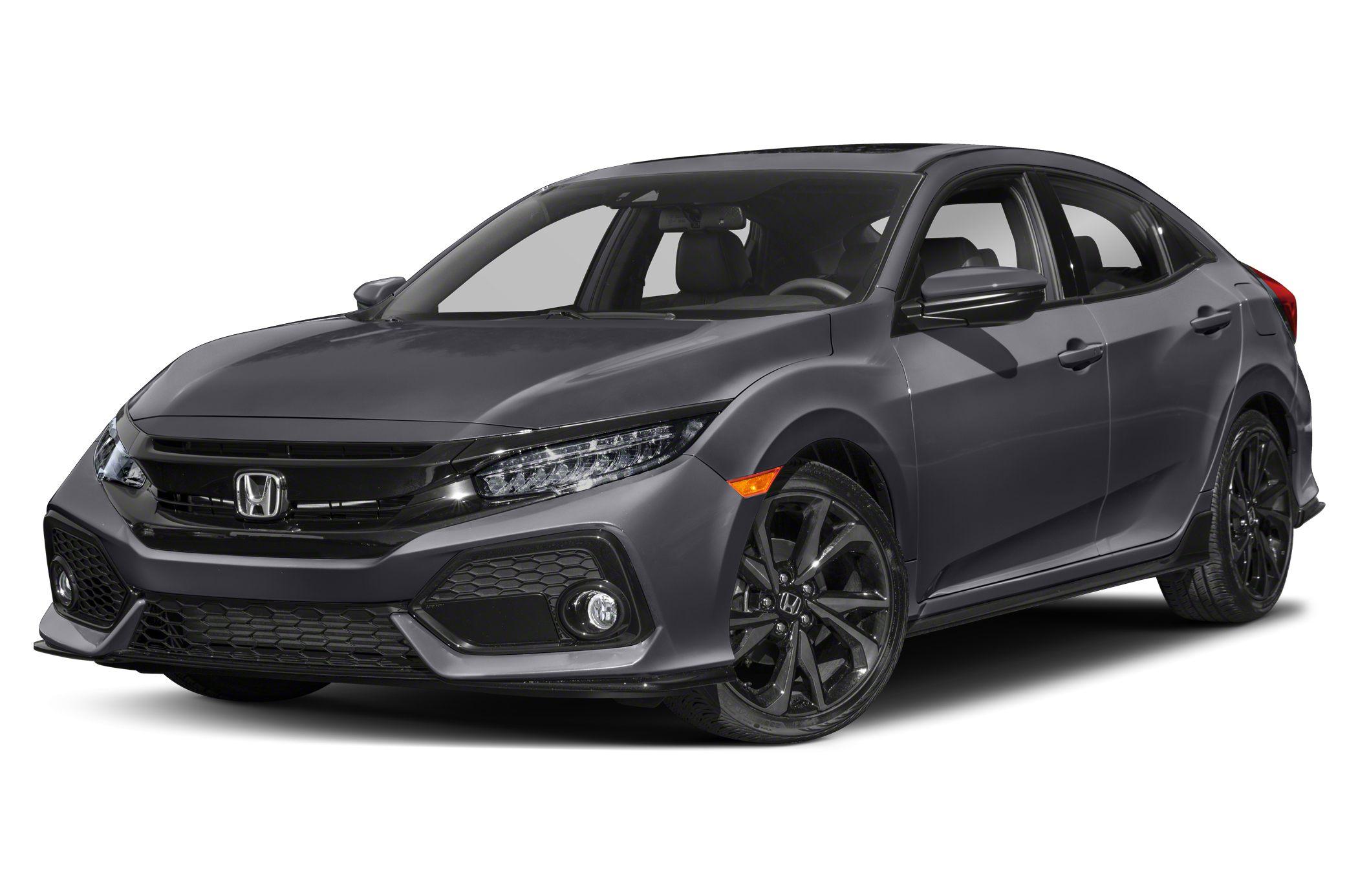2019 Honda Civic Sport Touring 4dr Hatchback