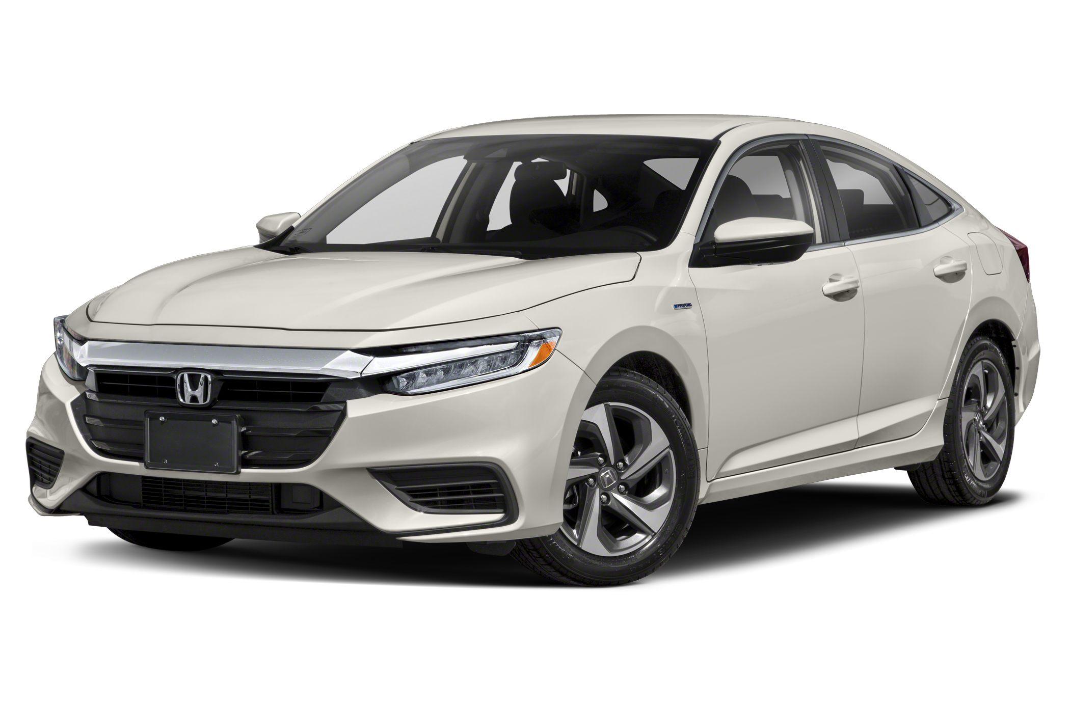 2019 Honda Insight details - Autoblog