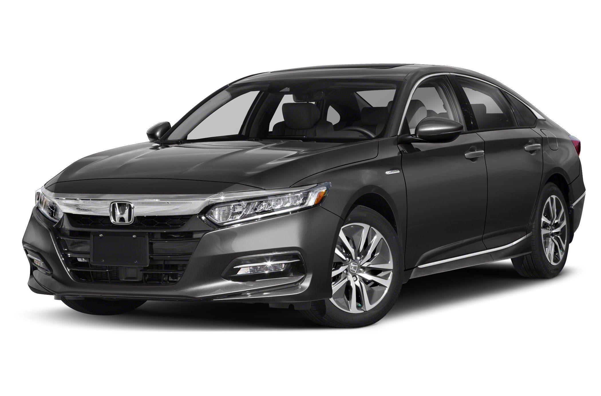 2019 Honda Accord Hybrid EX-L 4dr Sedan