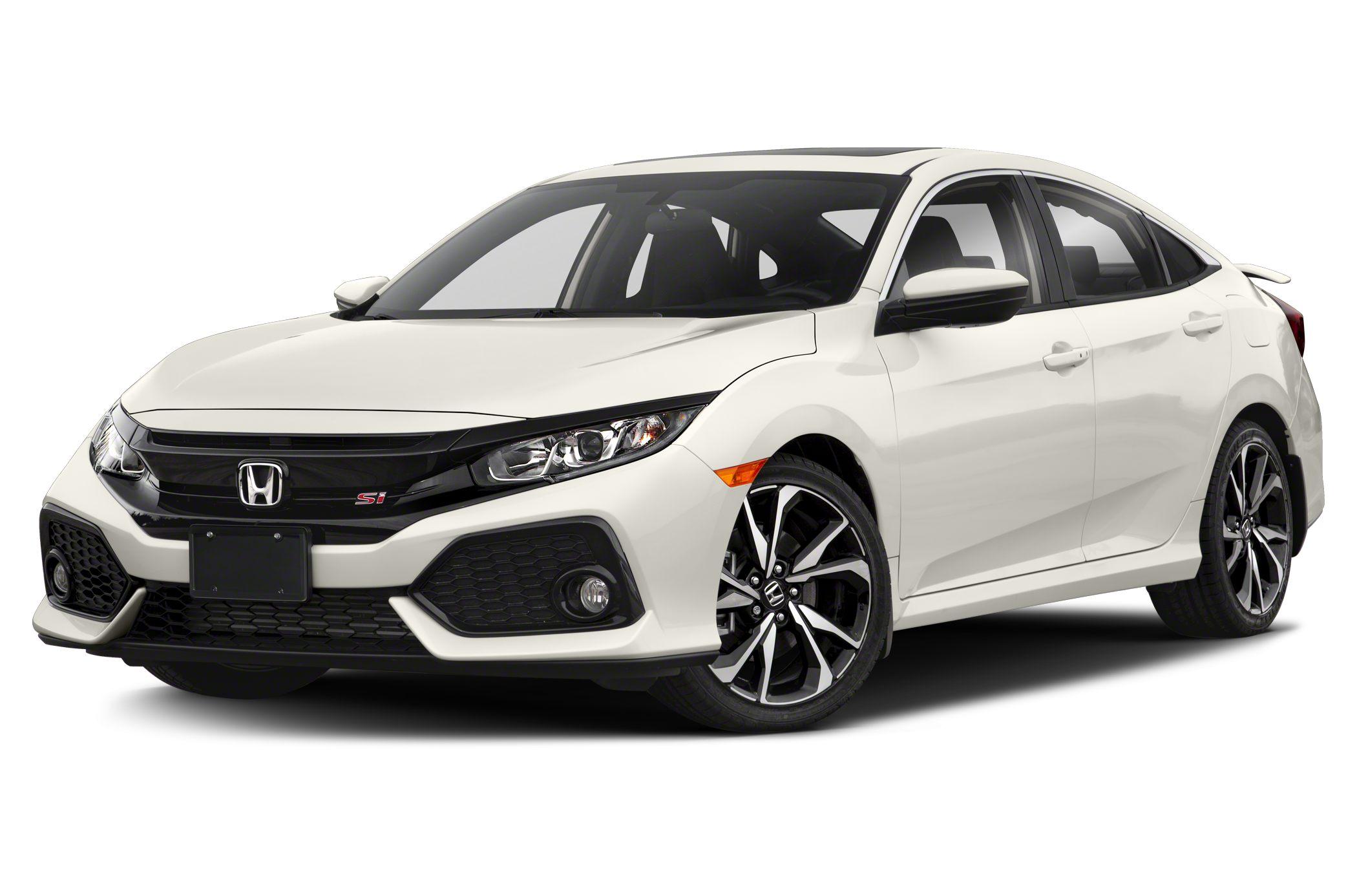 2019 Honda Civic Si Base 4dr Sedan Pricing And Options