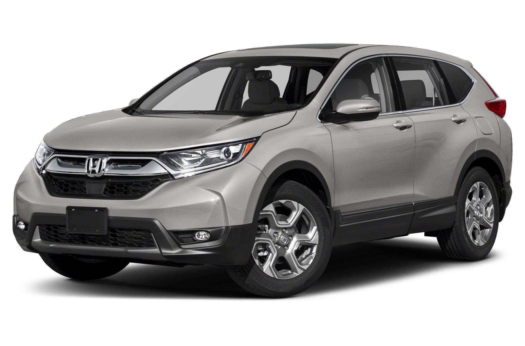 2019 Honda CR-V EX-L 4dr Front-wheel Drive