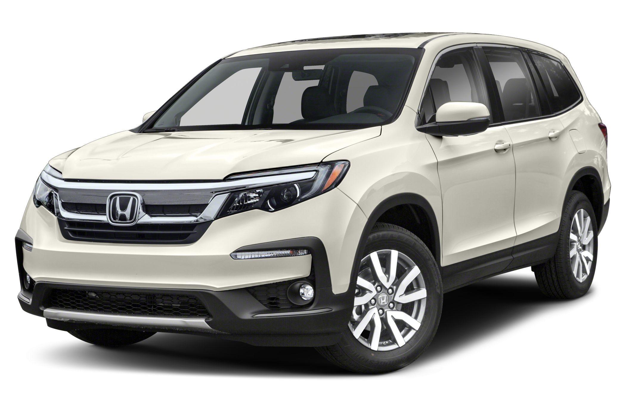 2019 Honda Pilot EX-L 4dr All-wheel Drive