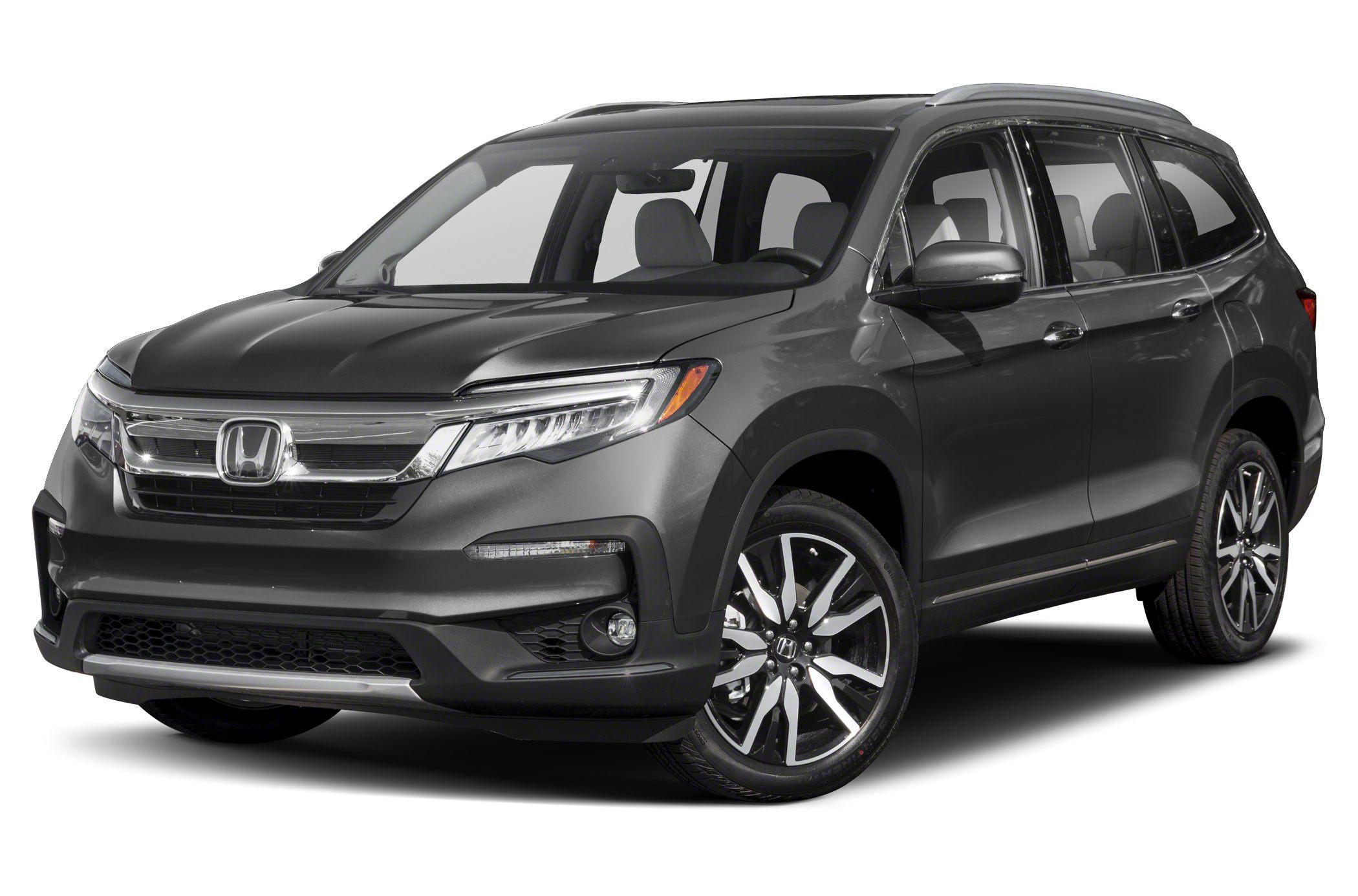 2019 Honda Pilot Touring 8-Passenger 4dr All-wheel Drive