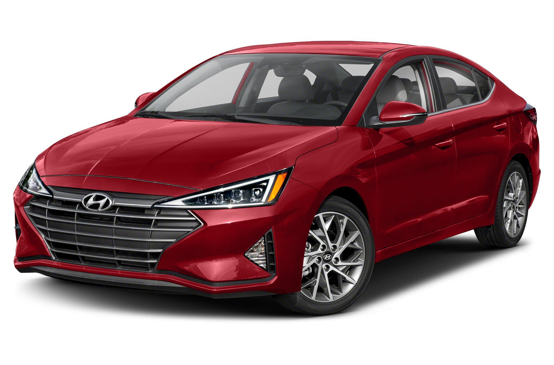 2020 Hyundai Elantra Limited 4dr Sedan