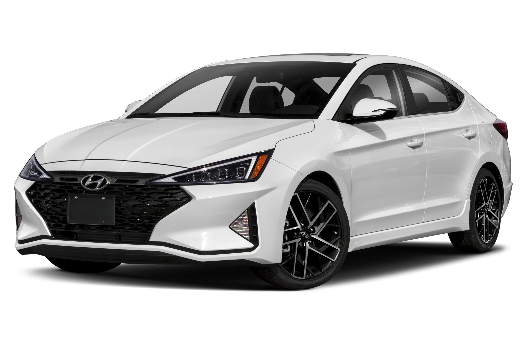 2019 Hyundai Elantra Sport 4dr Sedan Specs And Prices