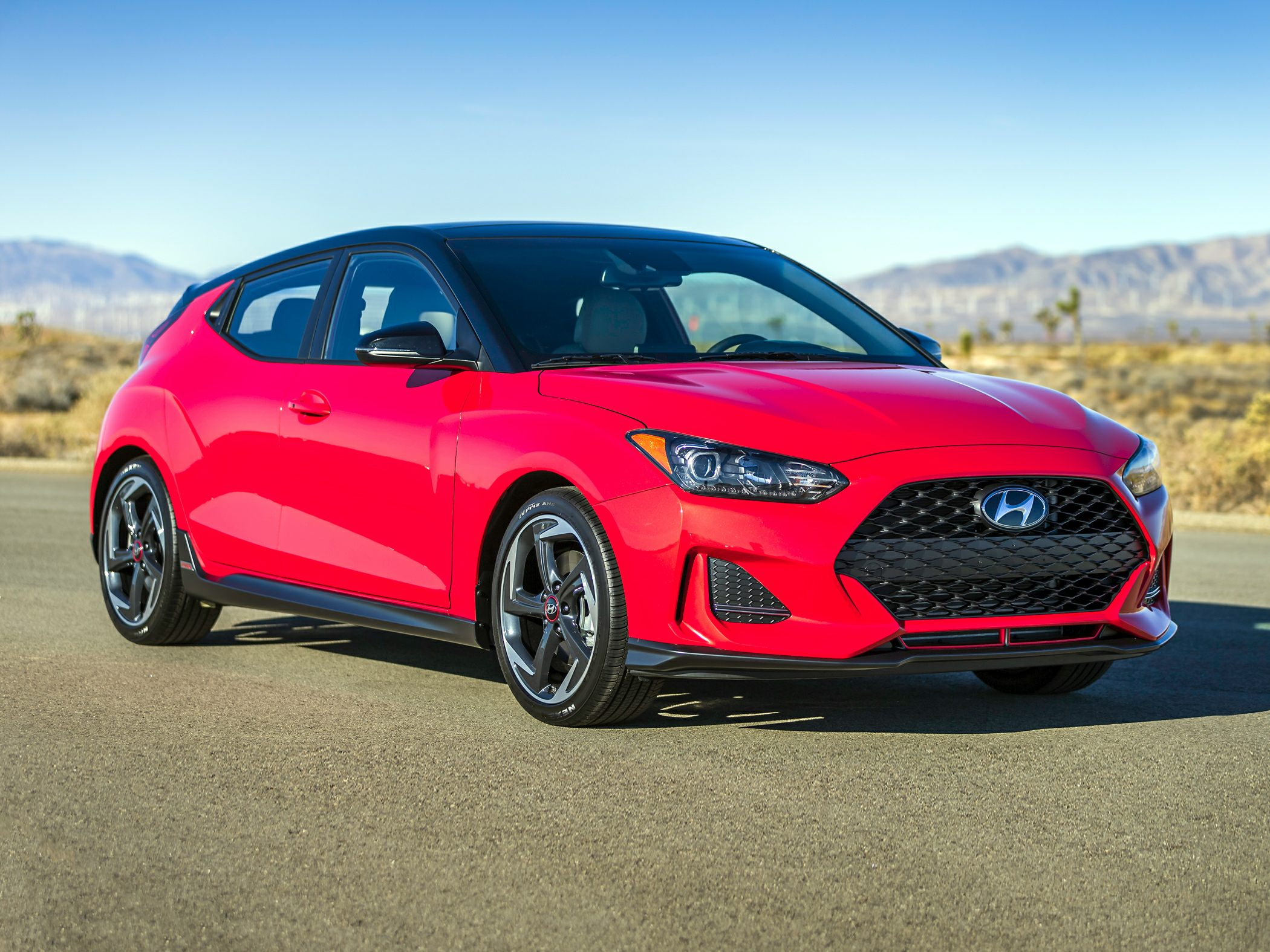 2021 Hyundai Veloster Turbo Specs and Review