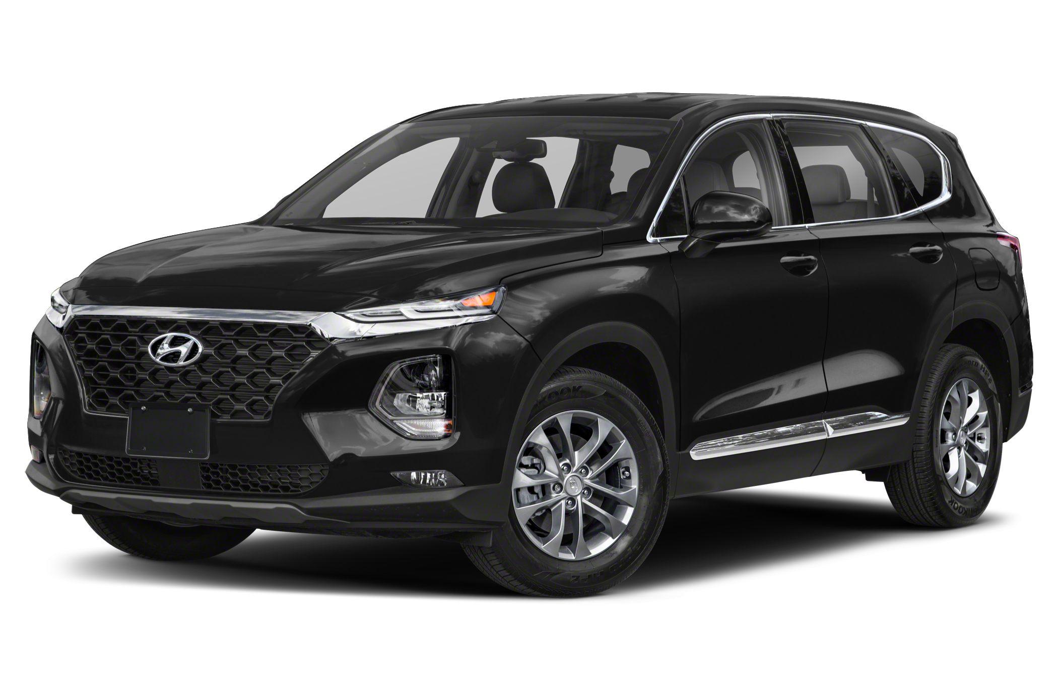 2020 Hyundai Santa Fe SE 2.4 4dr All-wheel Drive