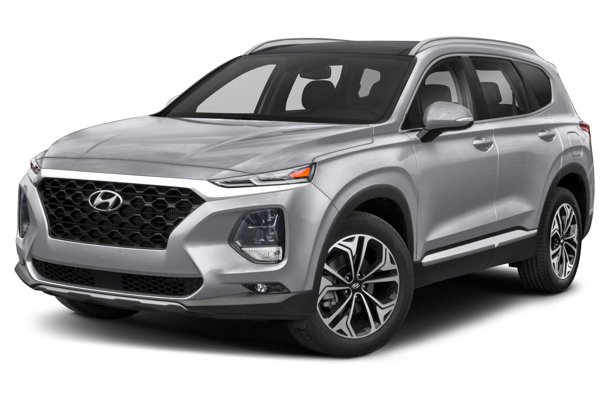 2020 Hyundai Santa Fe Limited 2.4 4dr All-wheel Drive