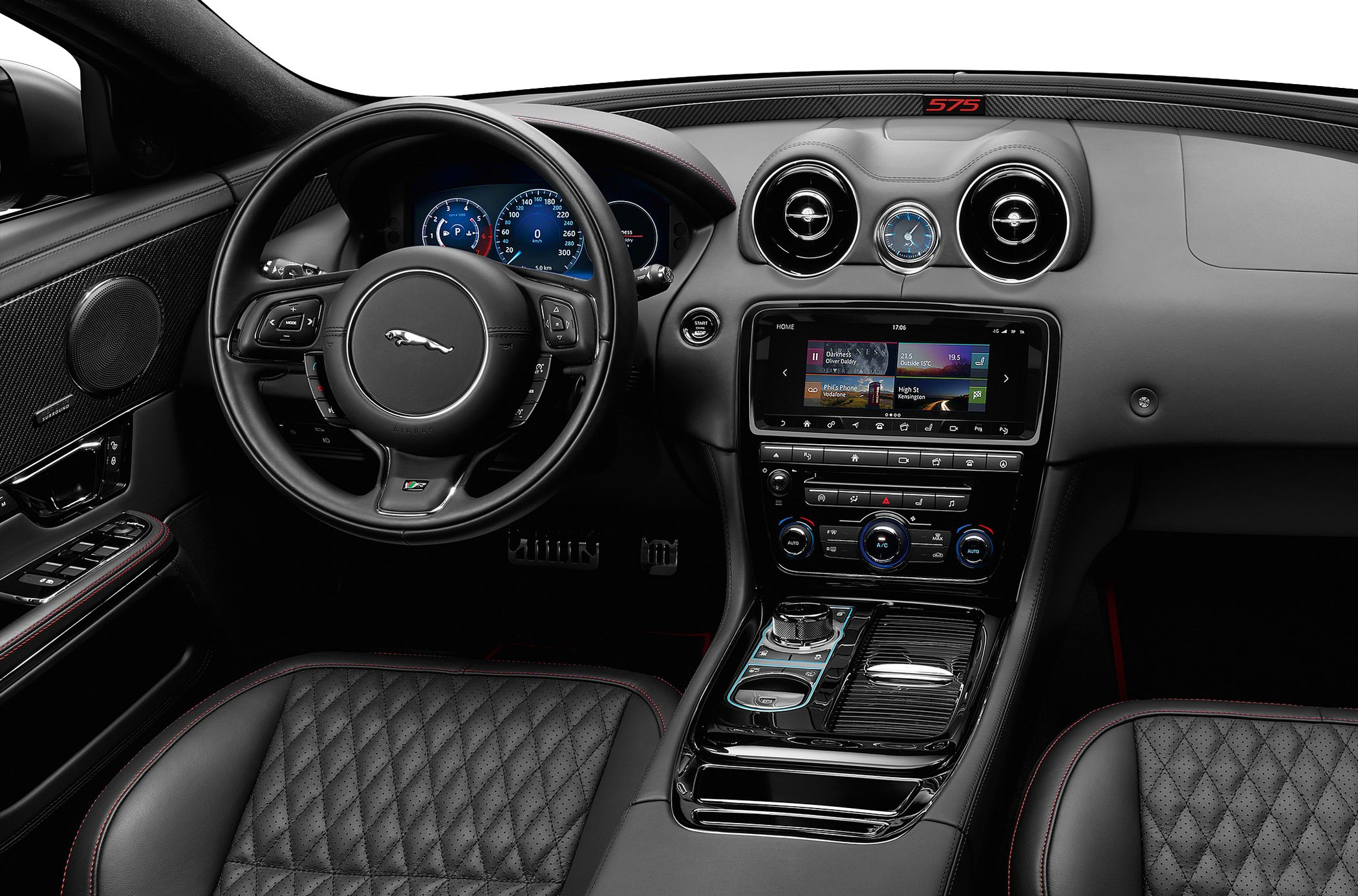 2019 Jaguar XJ XJR575 4dr Rear-wheel Drive Sedan Pictures