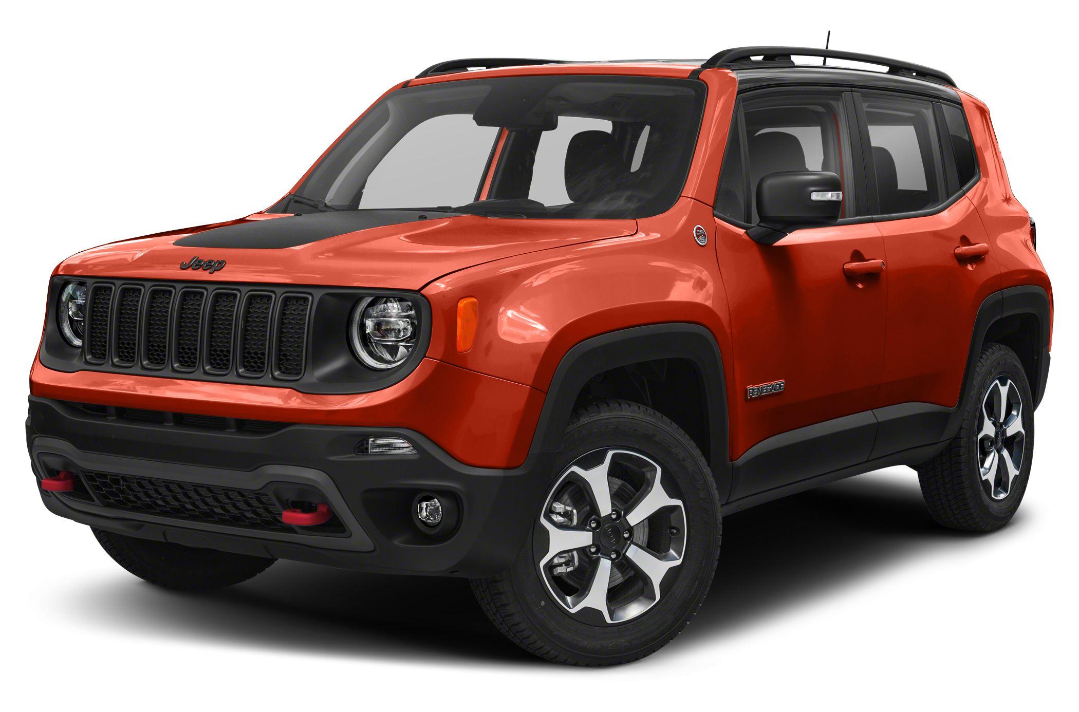 2021 Jeep Trail Hawk Concept