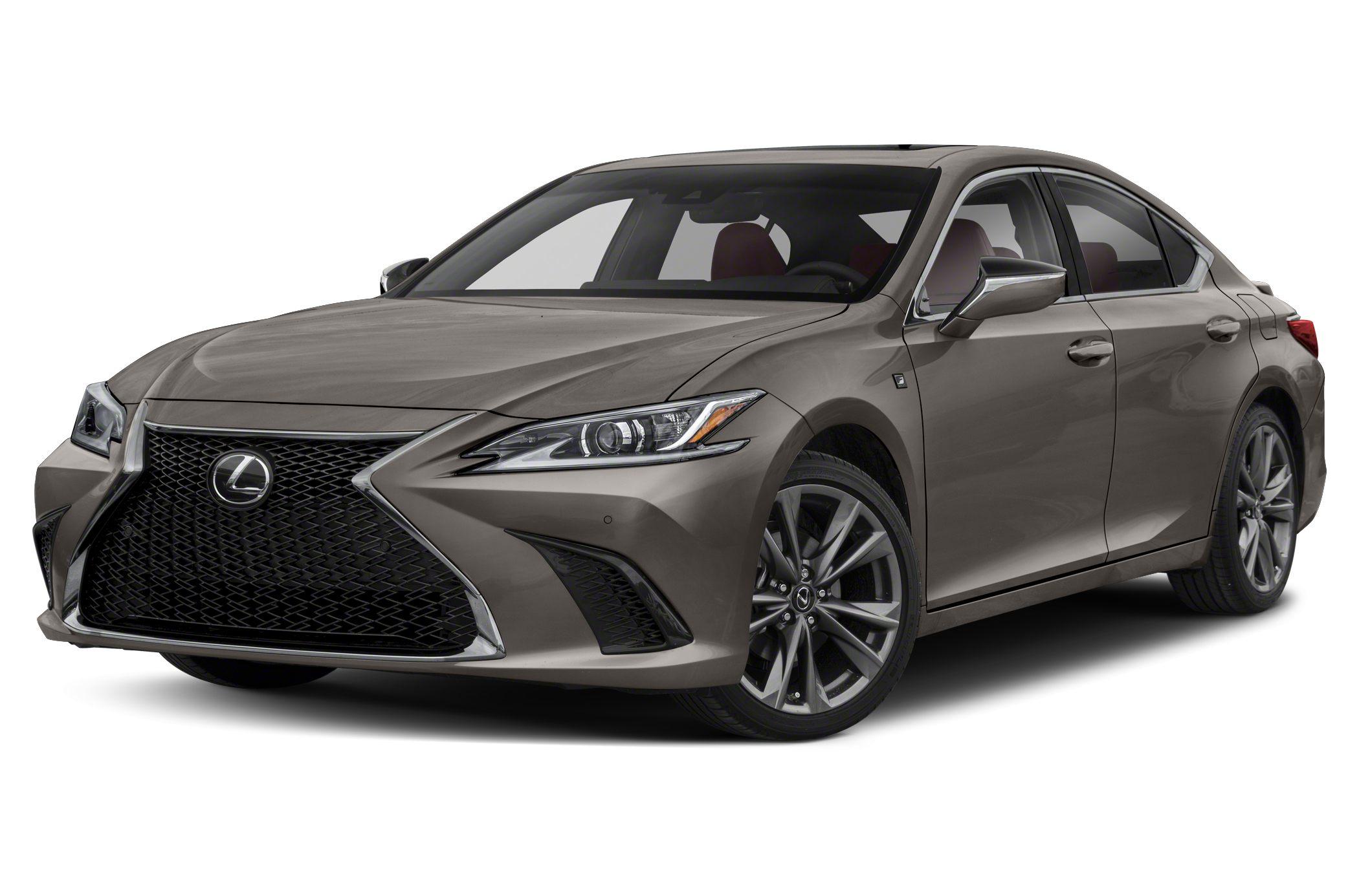 2020 Lexus ES 350 Specs