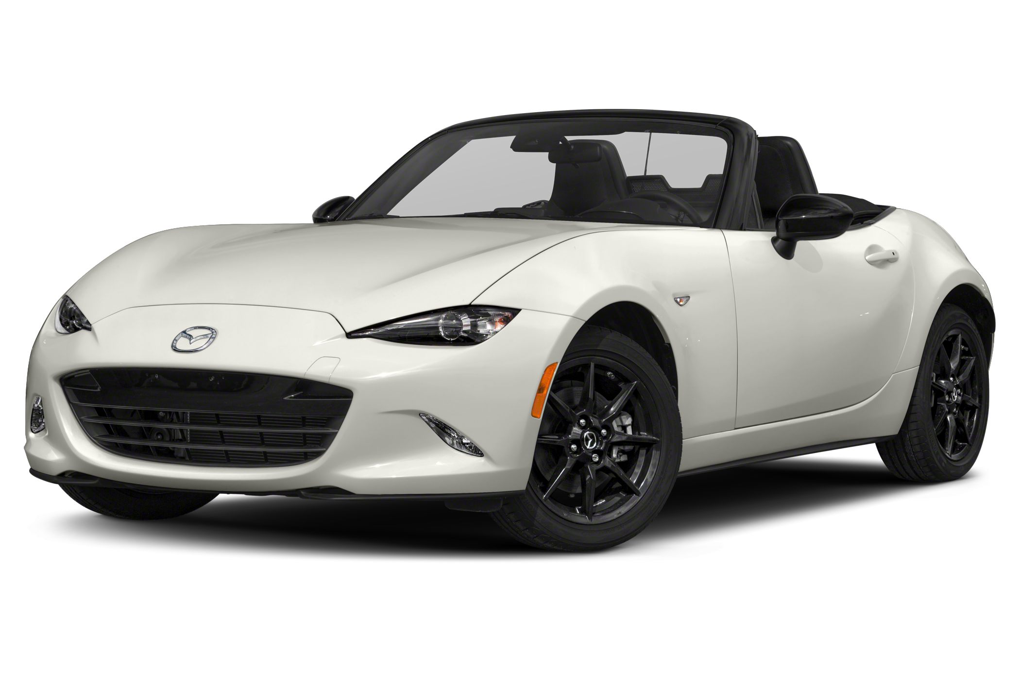2016 Mazda MX-5 Miata in motion for the first time