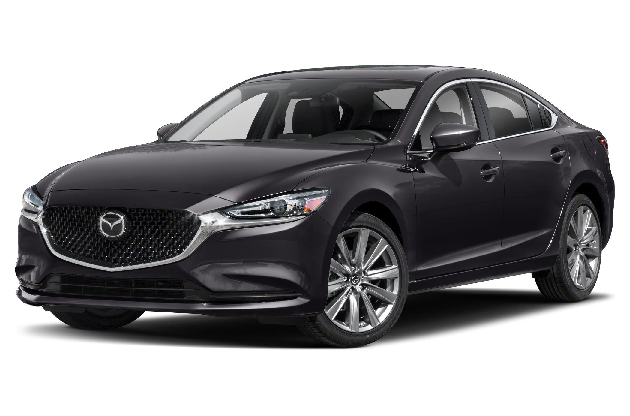 2020 Mazda Mazda6 Touring 4dr Sedan Specs And Prices